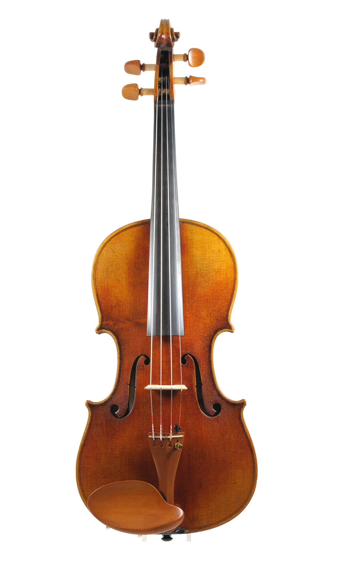 Willy Köstler violin, Graslitz