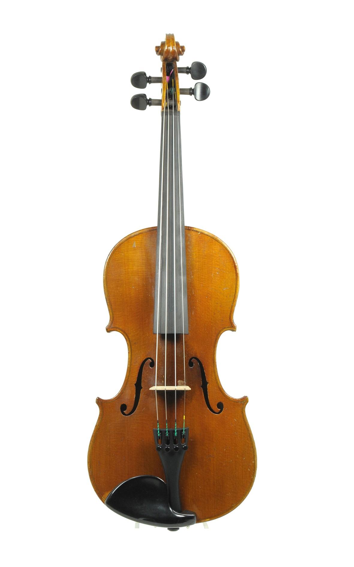 3/4 violin, Saxony-Bohemia, c1920