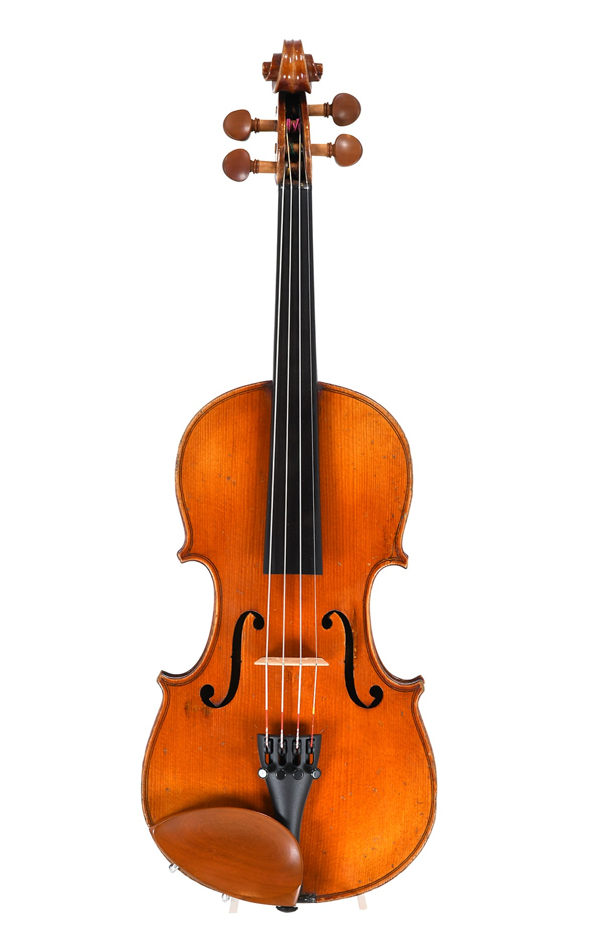 1/2 violin from Mirecourt, ca. 1900 - table