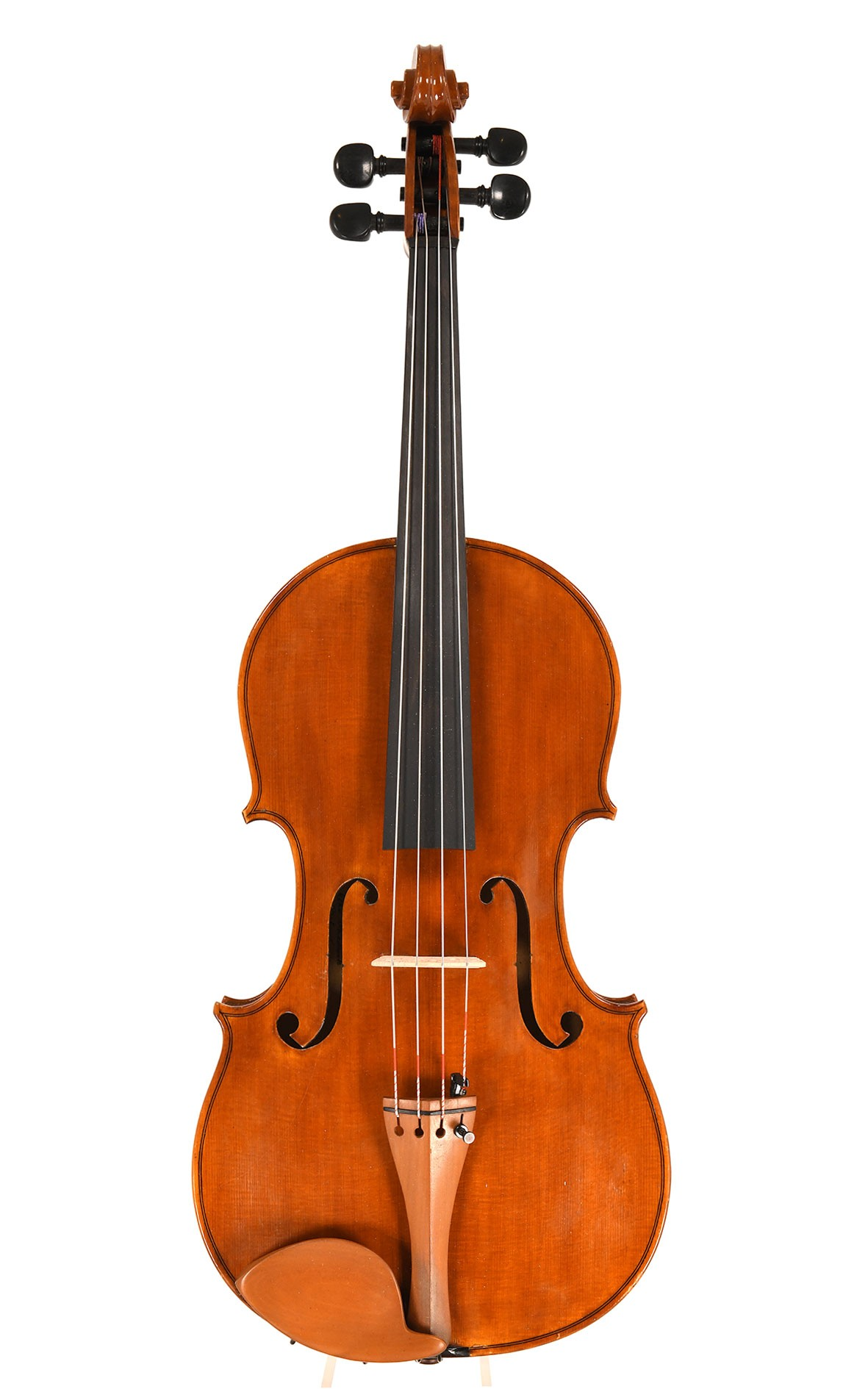 Young English viola by John Chadwick, built in 1975