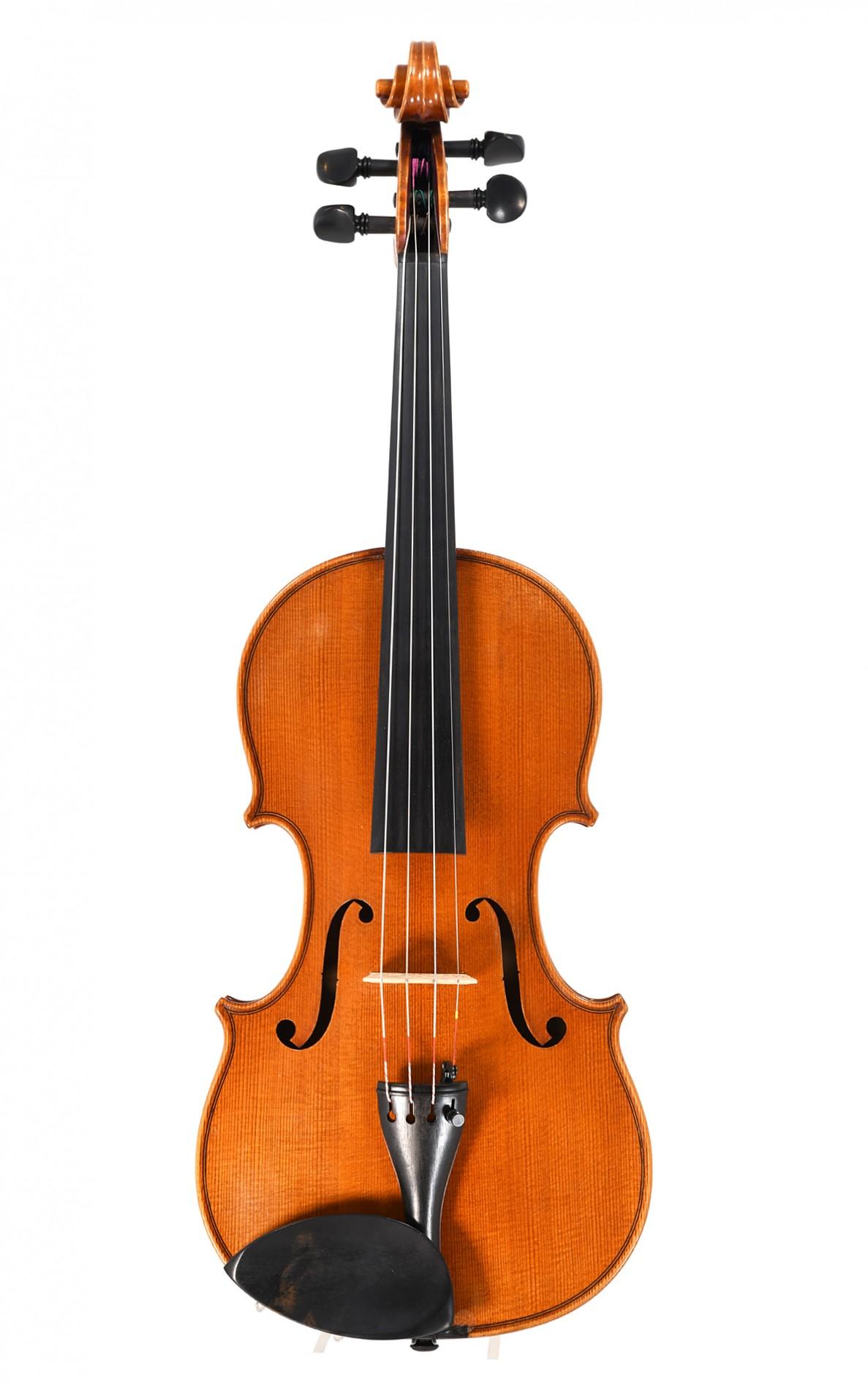 Modern master violin, copy of Iginio Sderci
