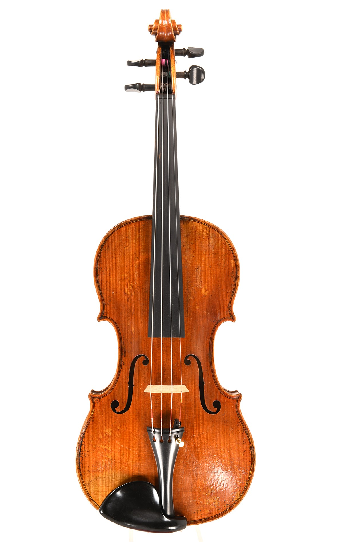 Old German violin after Jacobus Stainer, circa 1930
