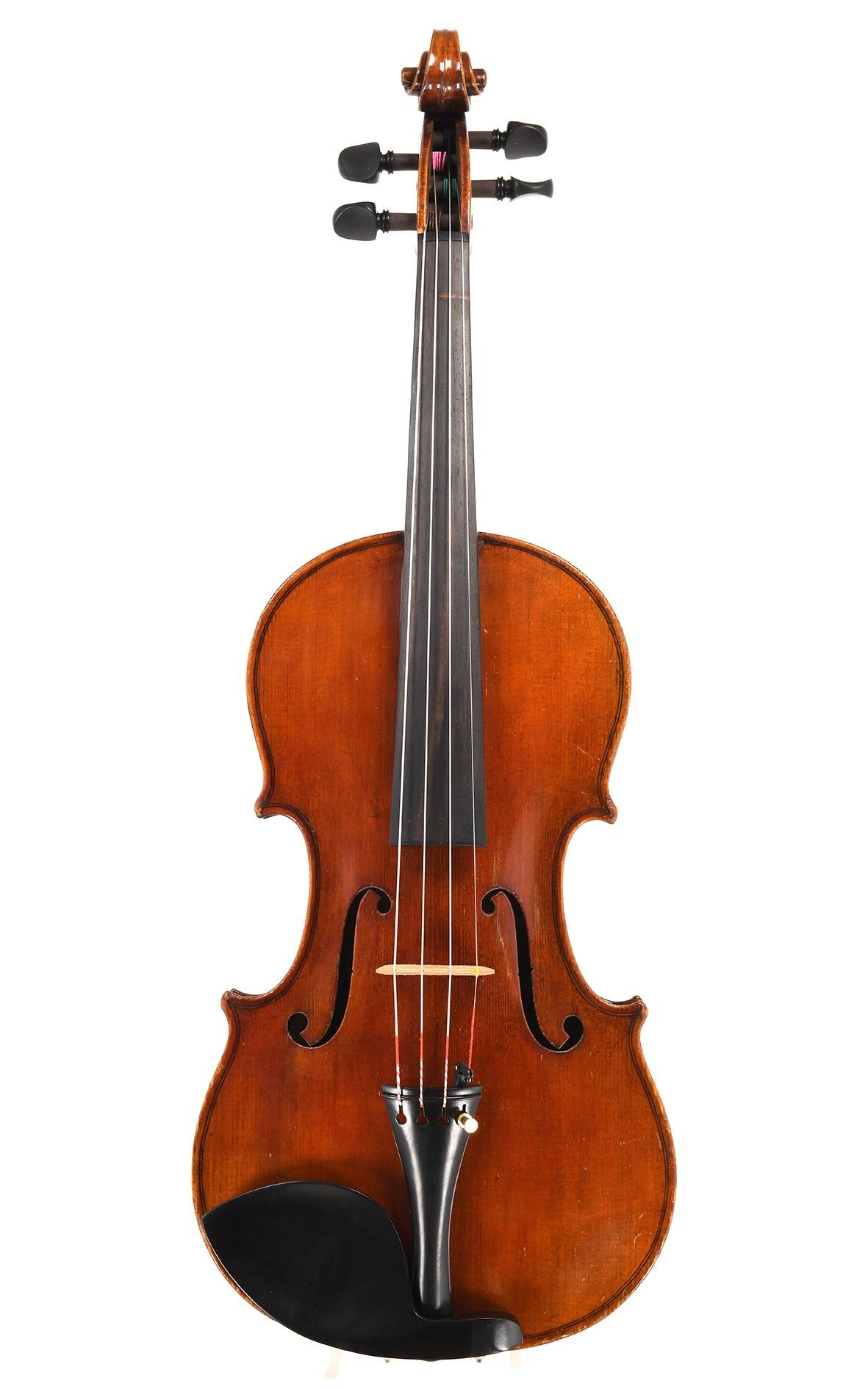 Markneukirchener Geige um 1940