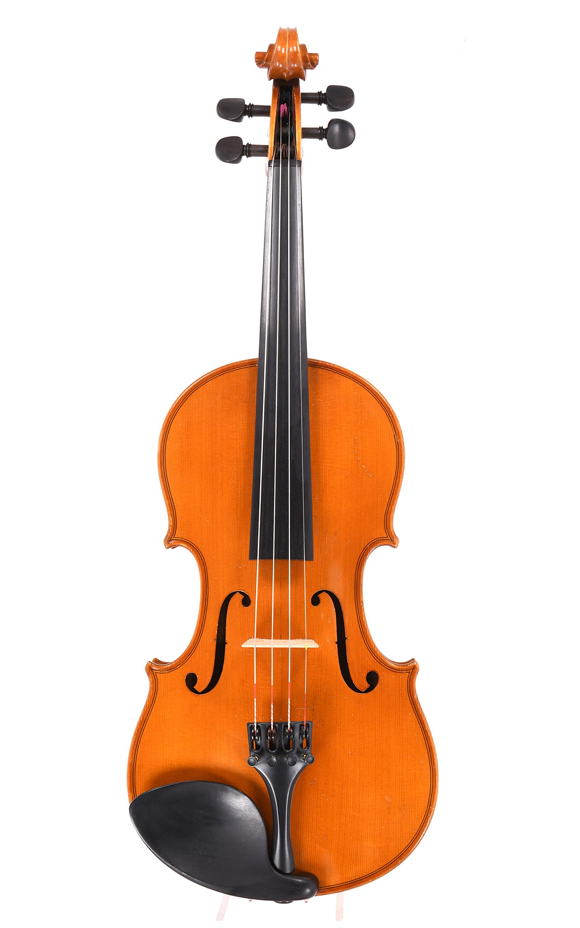 Markneukirchener Geige mit brilliantem, hellem Klang