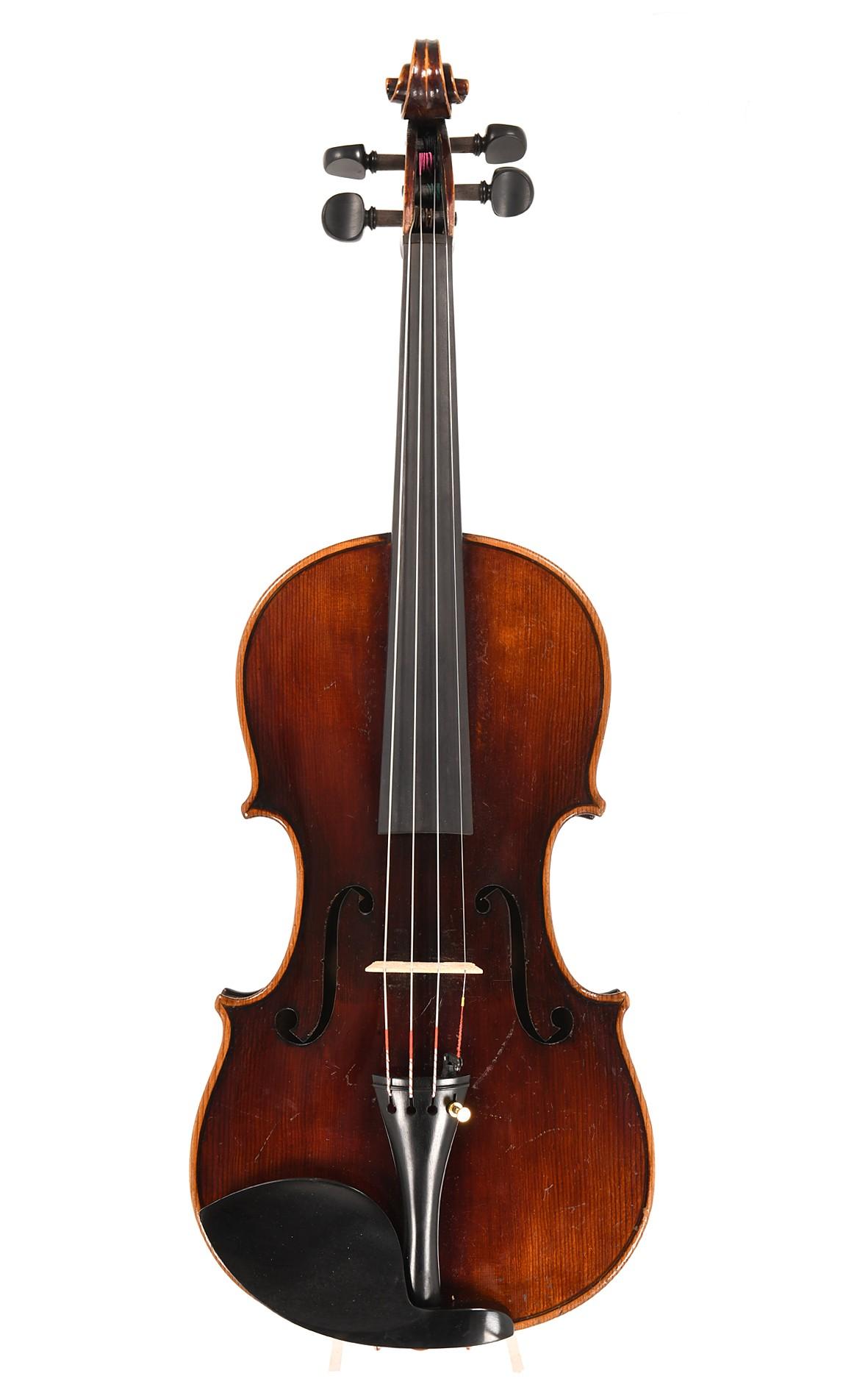 Wilhelm Herwig violin