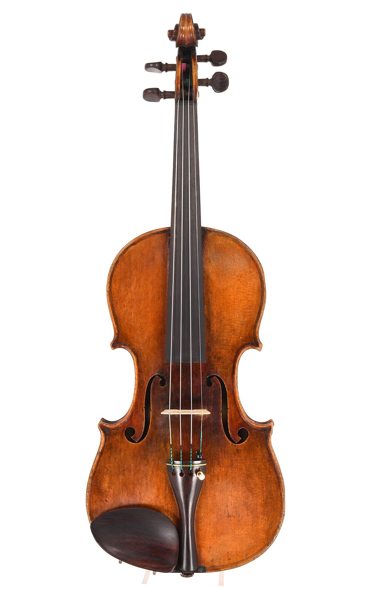Fine antique French master violin around 1869/1870