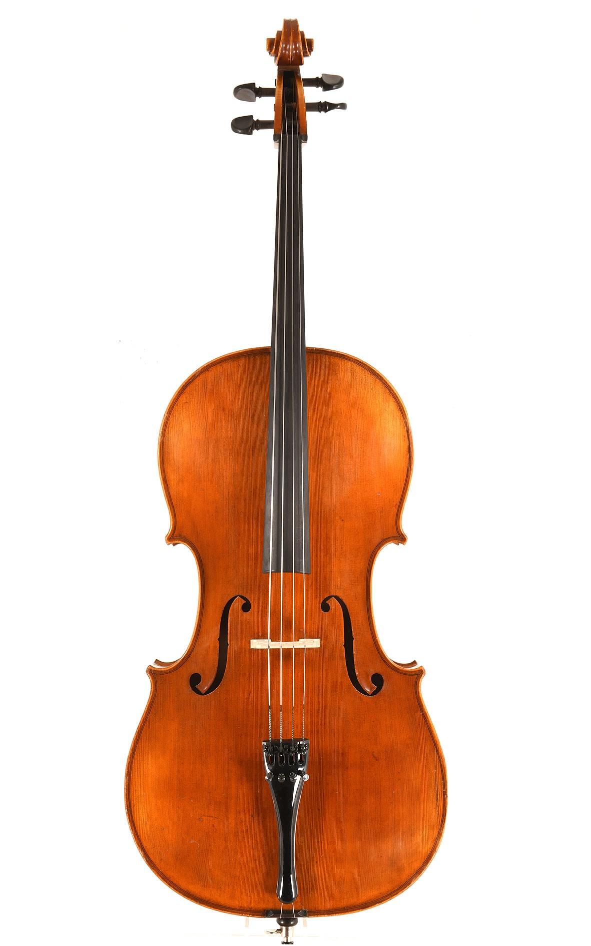 Bubenreuther Cello, Ernst Heinrich Roth oder Framus