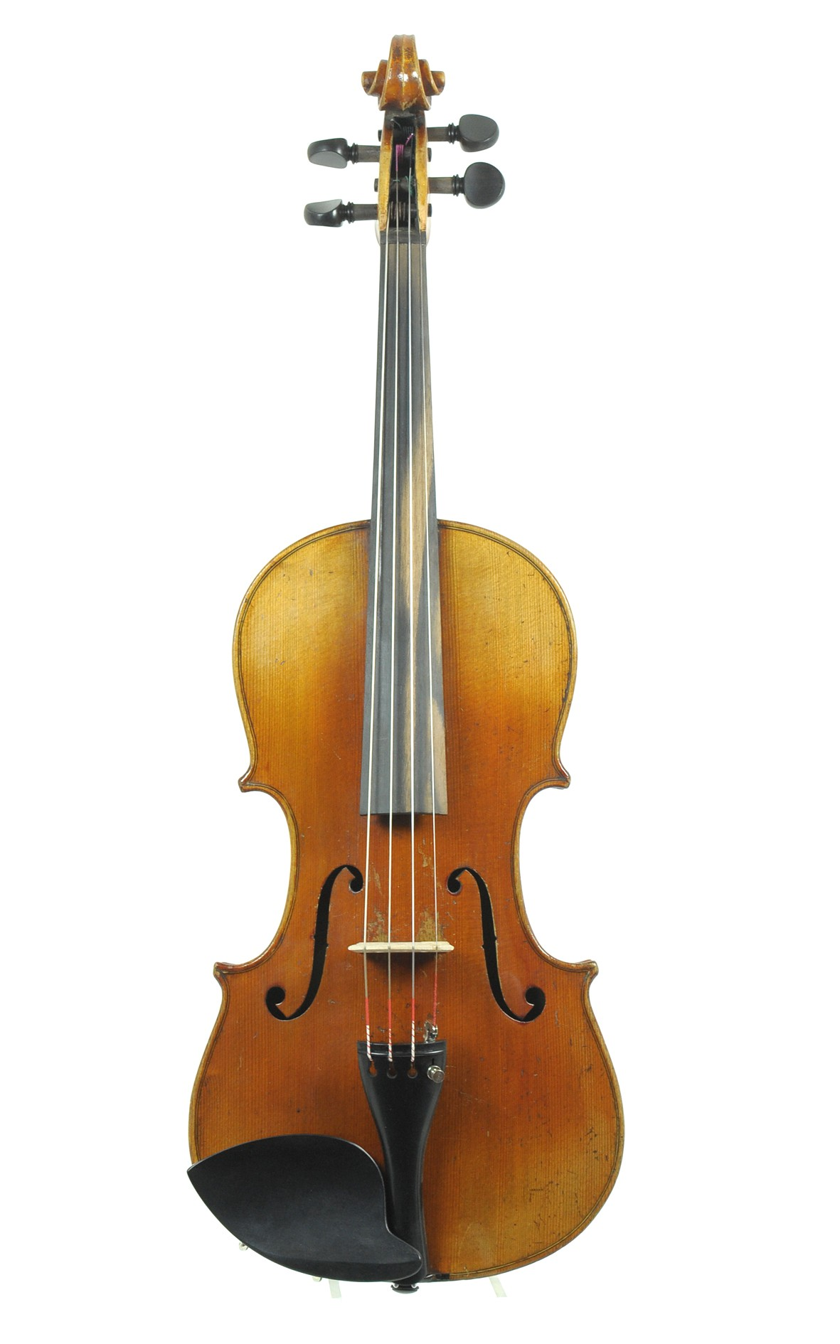 Violin from Dresden, Saxony, approx. 1920 - top view