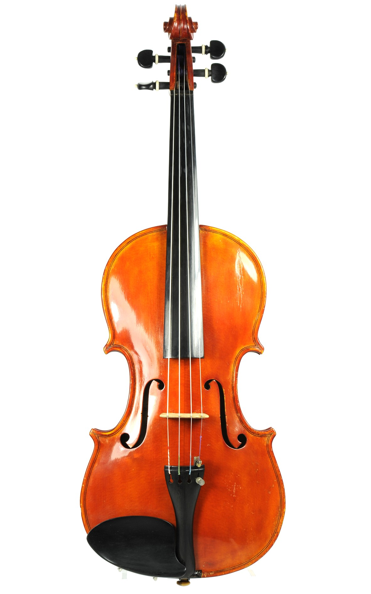 Modern Italian Violin by E. Giovannitti