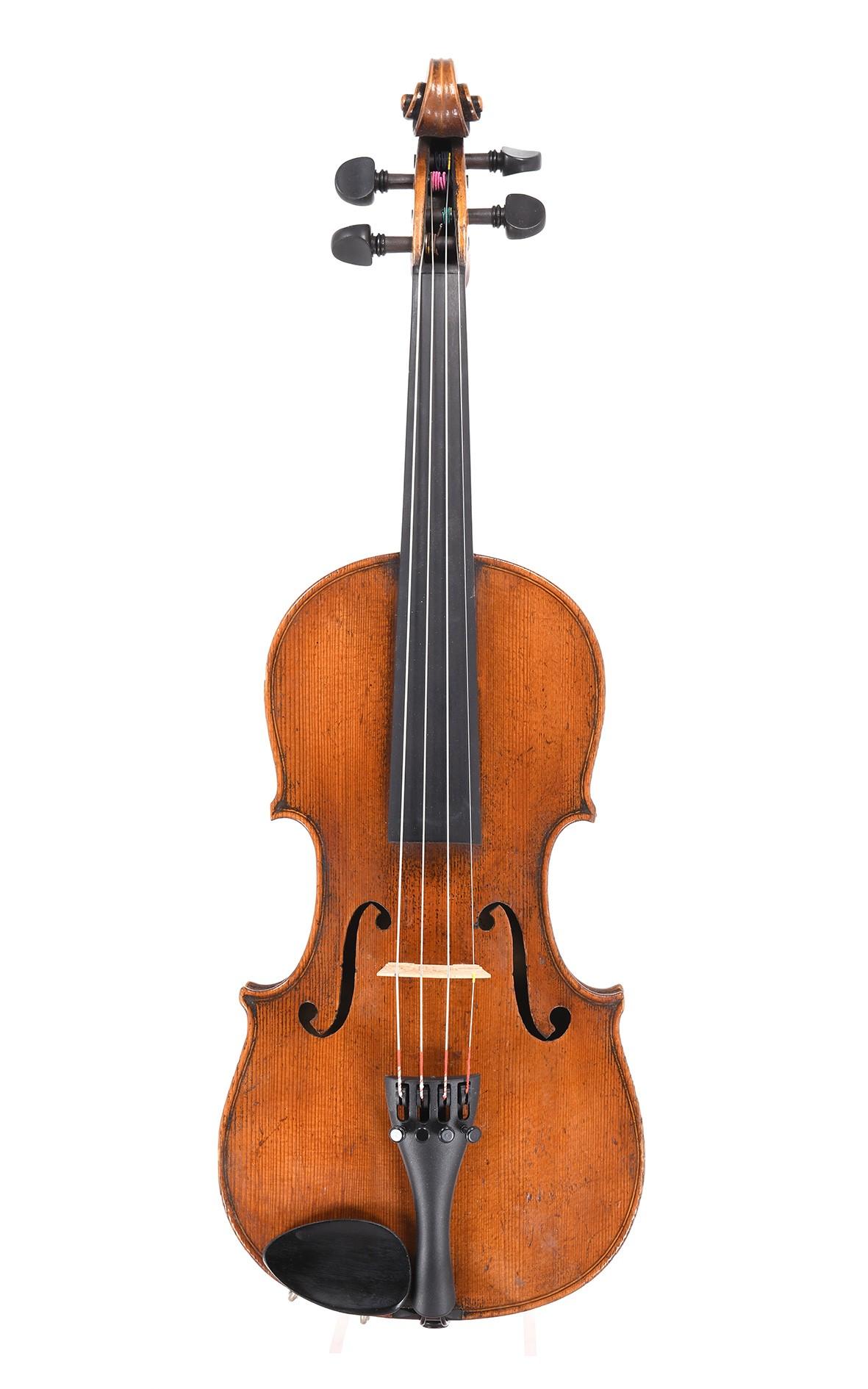 Markneukirchener 1/2 Geige um 1920