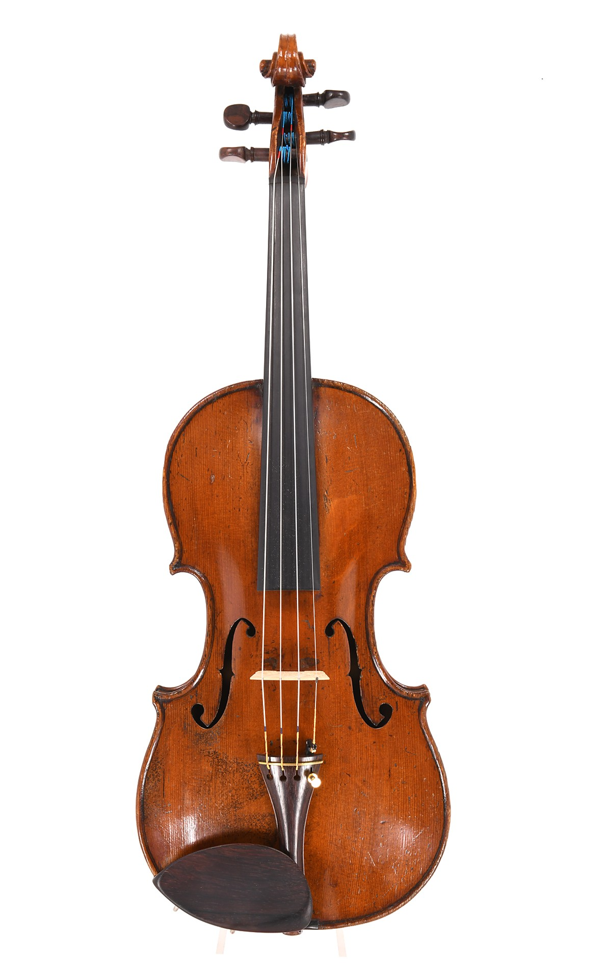 French violin by Nicolas Augustin Chappuy