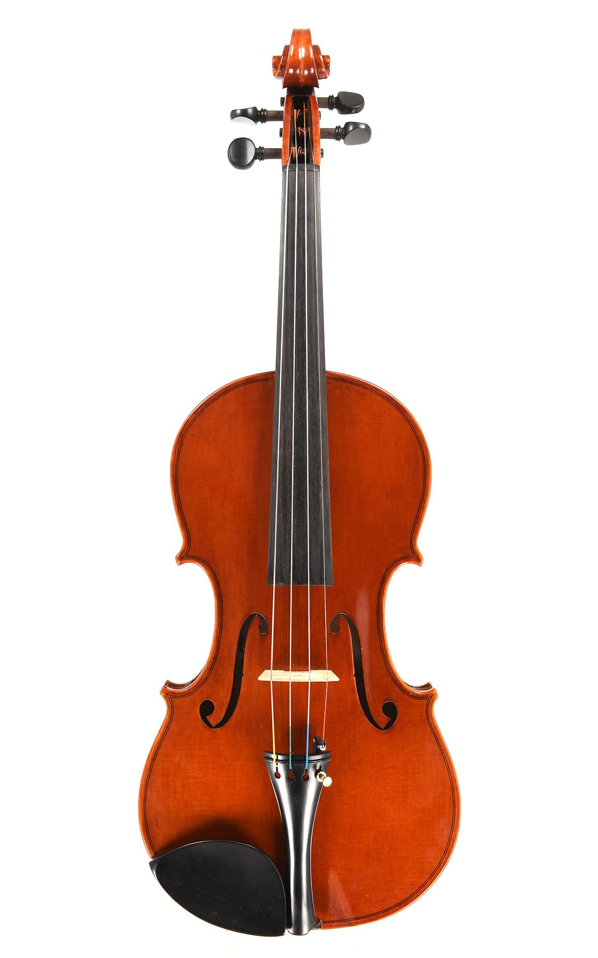 Italienische Geige aus Cremona, gebaut von Paolo Fanfani 2007