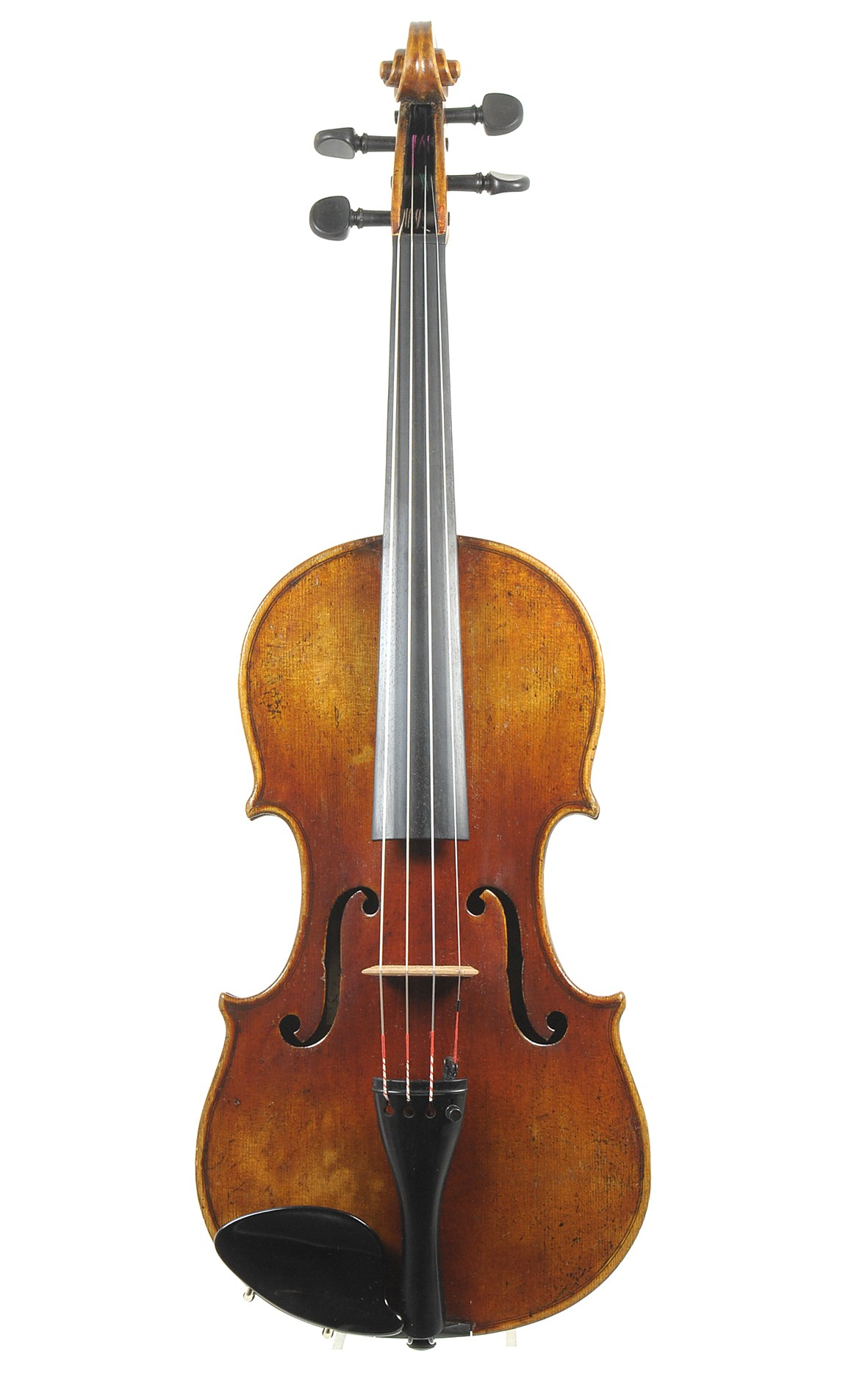 Handsome southern German violin by Carl Ruckmich