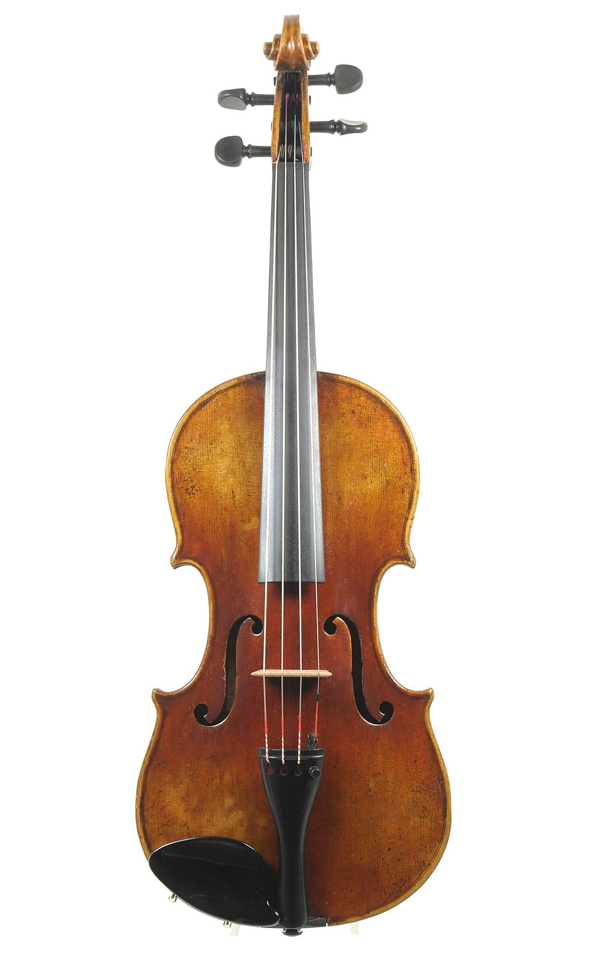 Southern German violin by Carl Ruckmich