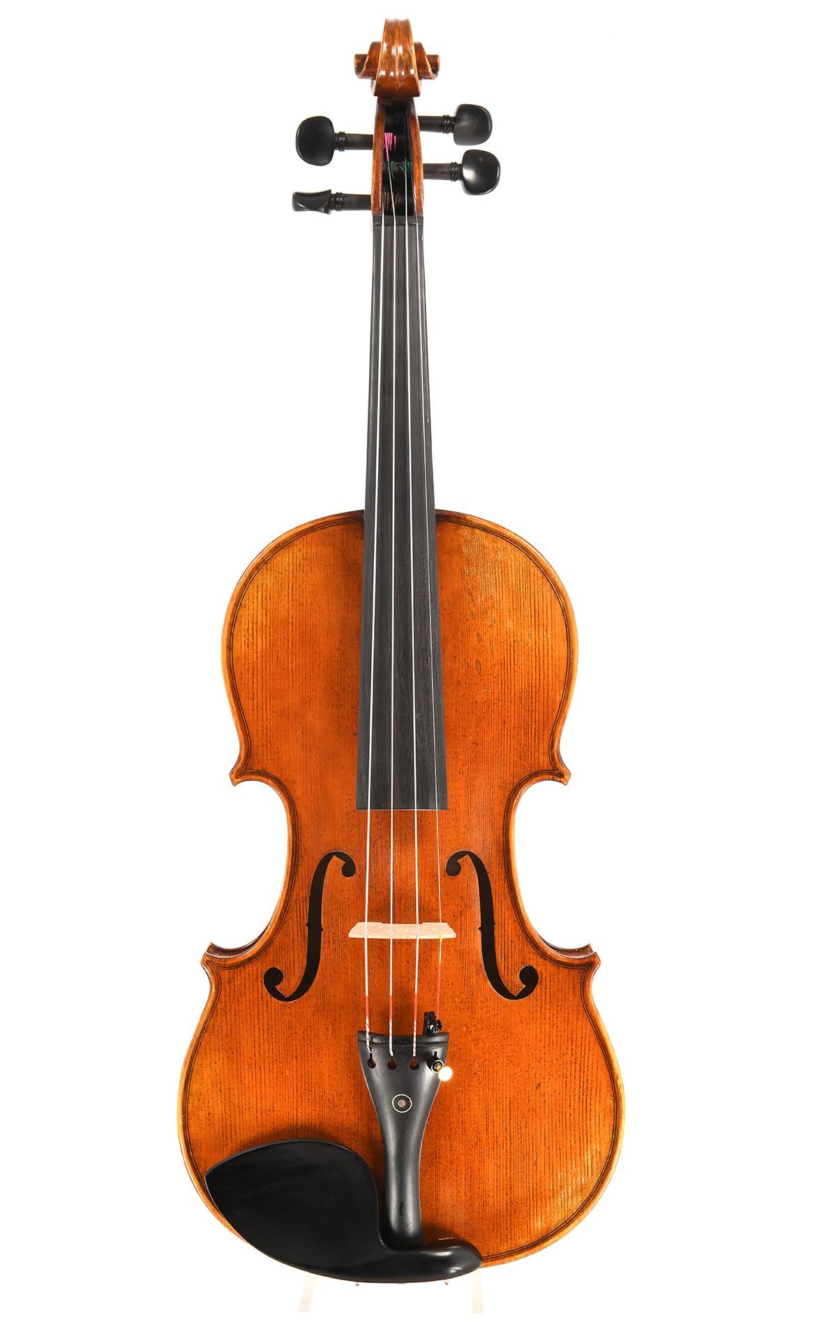 CV Selectio violin opus 11