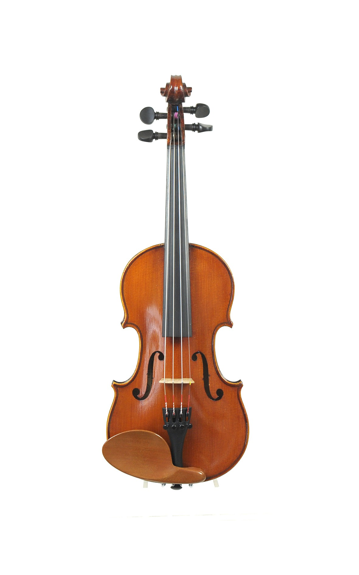 1/4 violin, French - top view