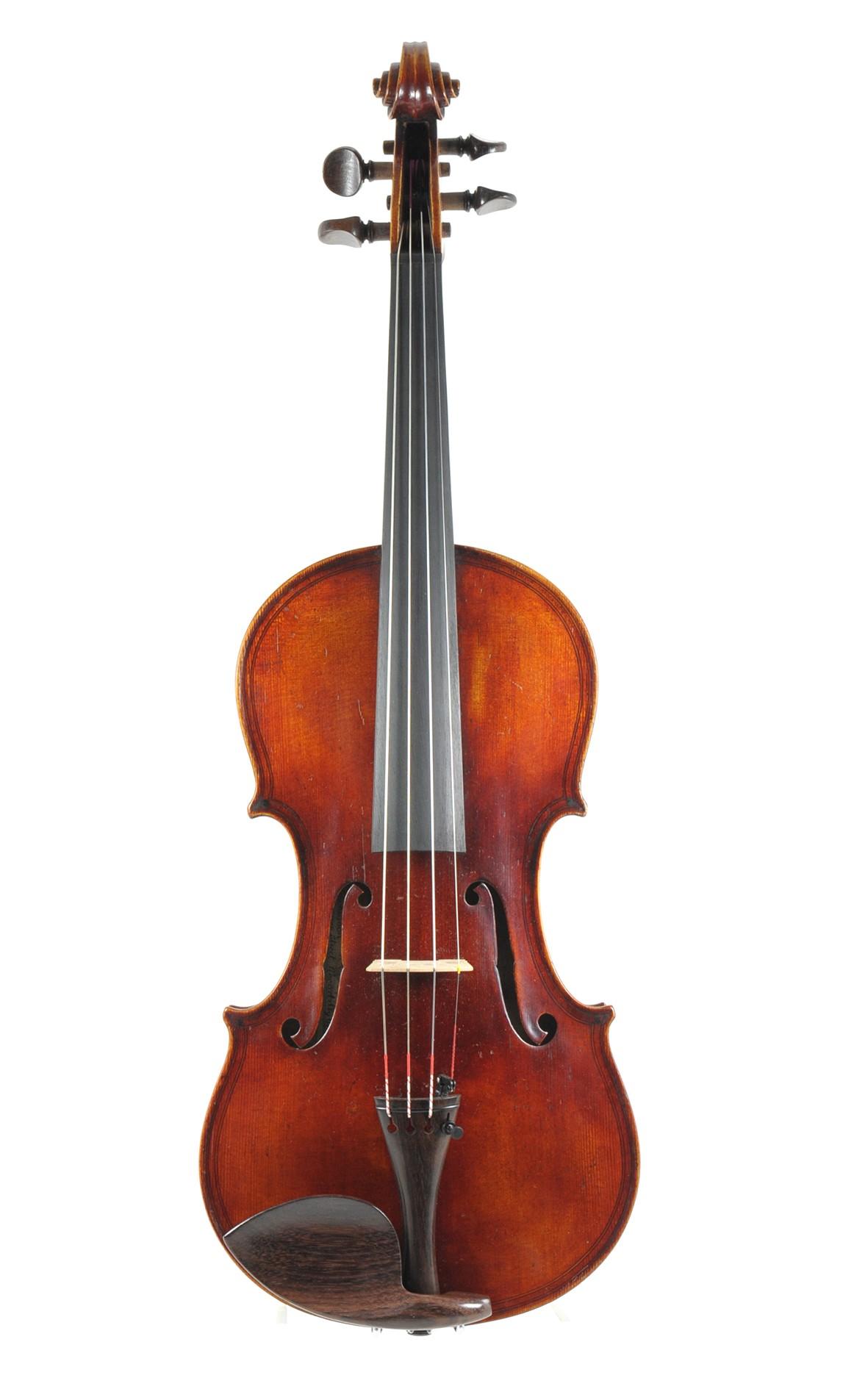 Maggini violin by Hawkes & Sons, around 1920