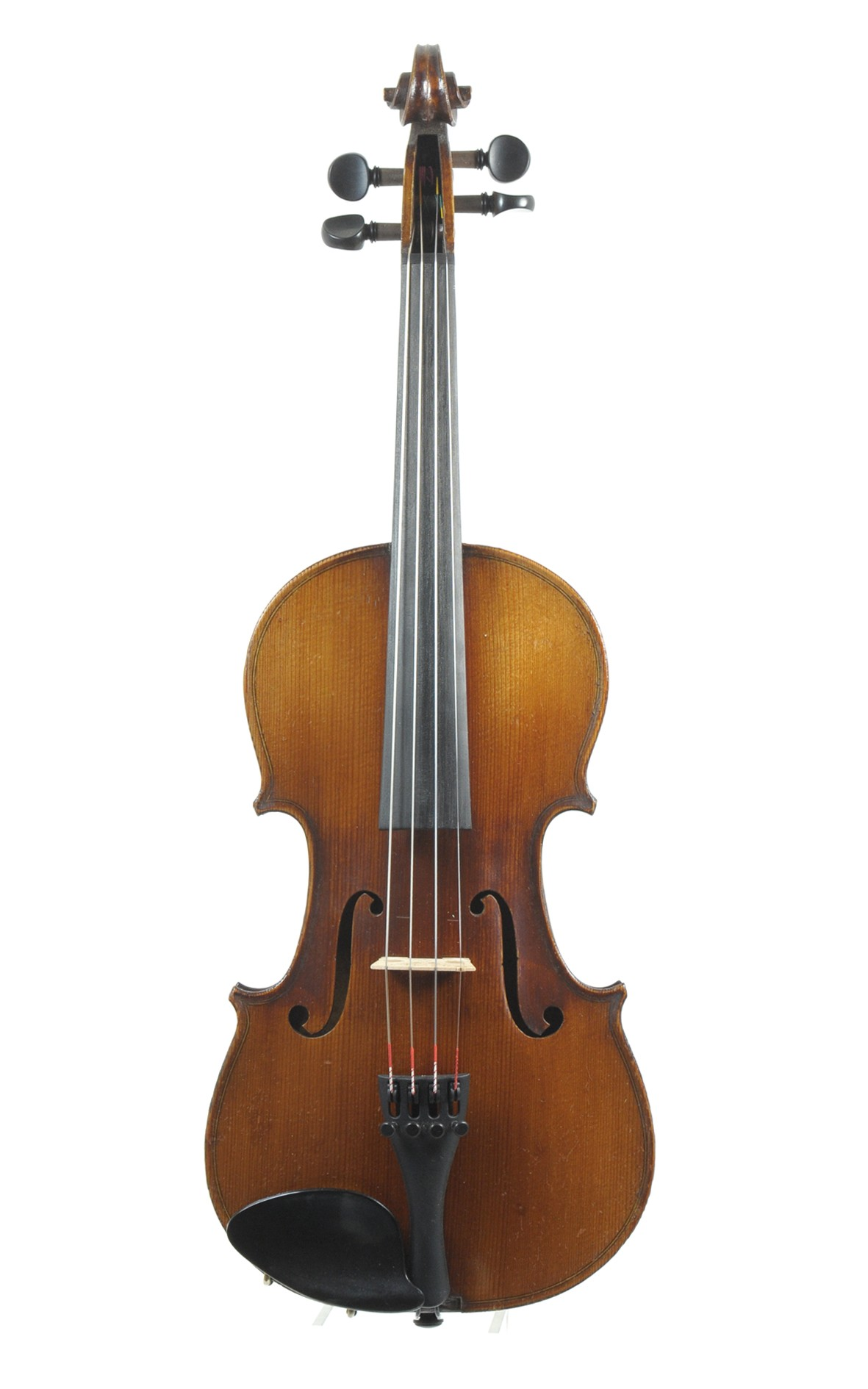 3/4 violin Mirecourt approx. 1930 - top view