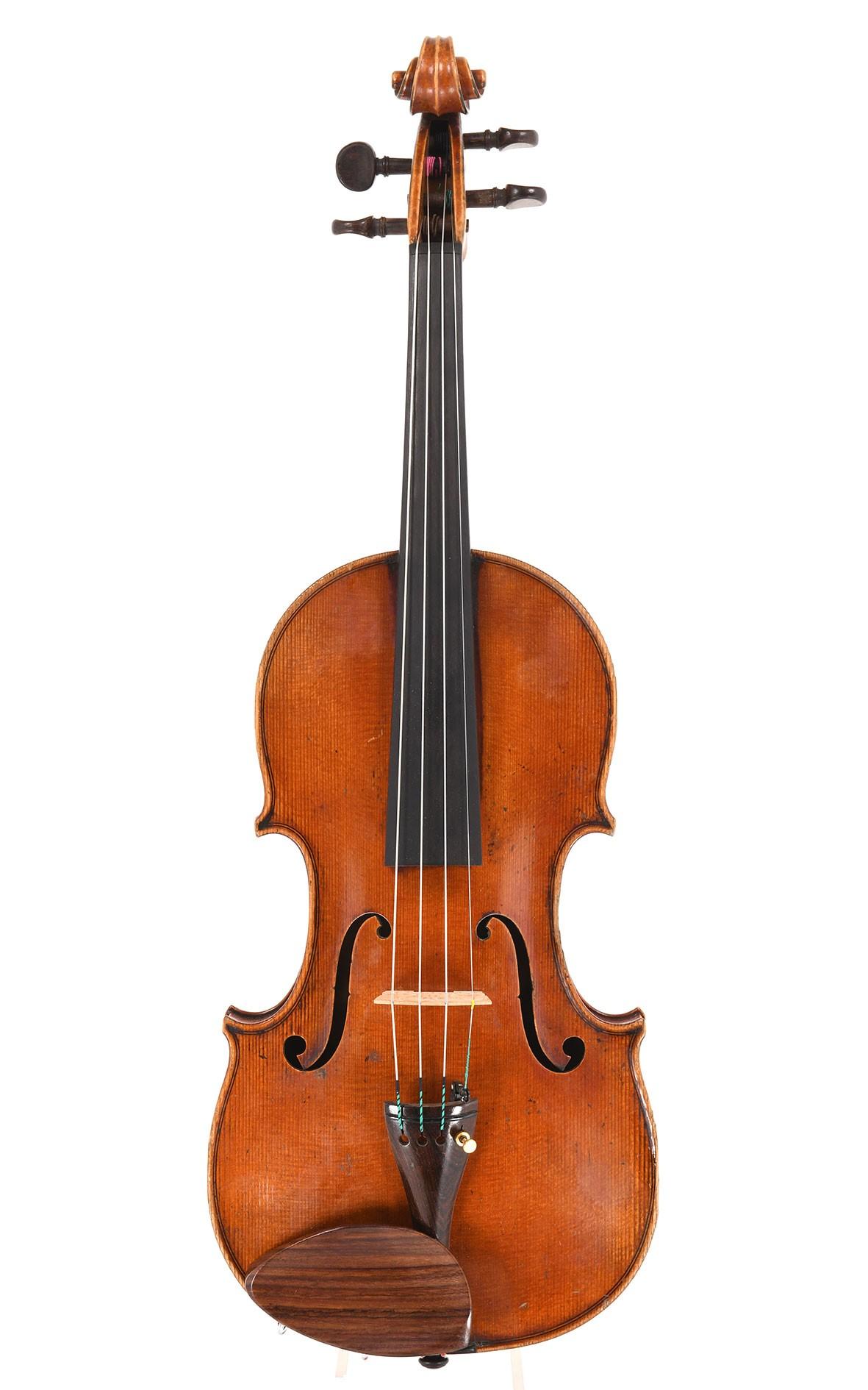 Violon français de Moinel Cherpitel, Paris 1890