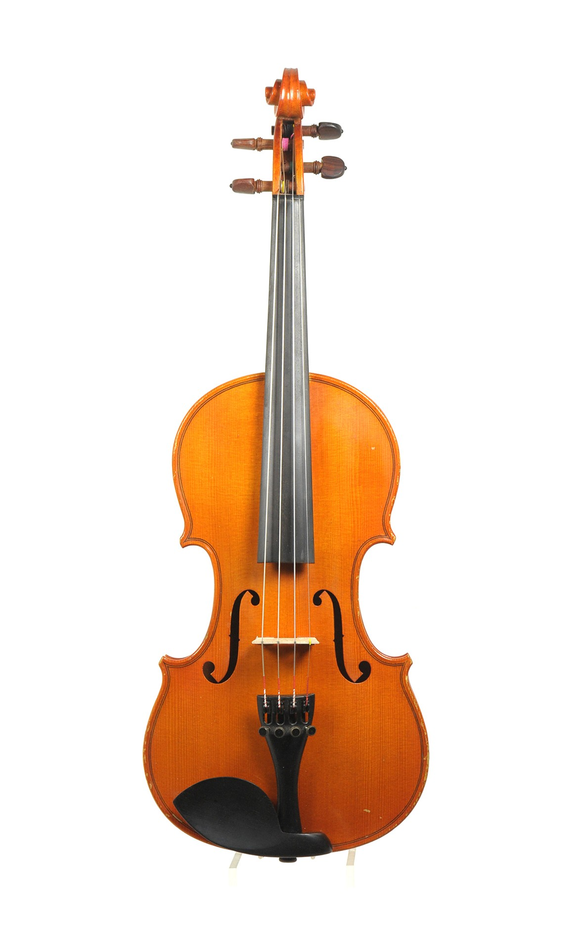 3/4 - simple students violin - top
