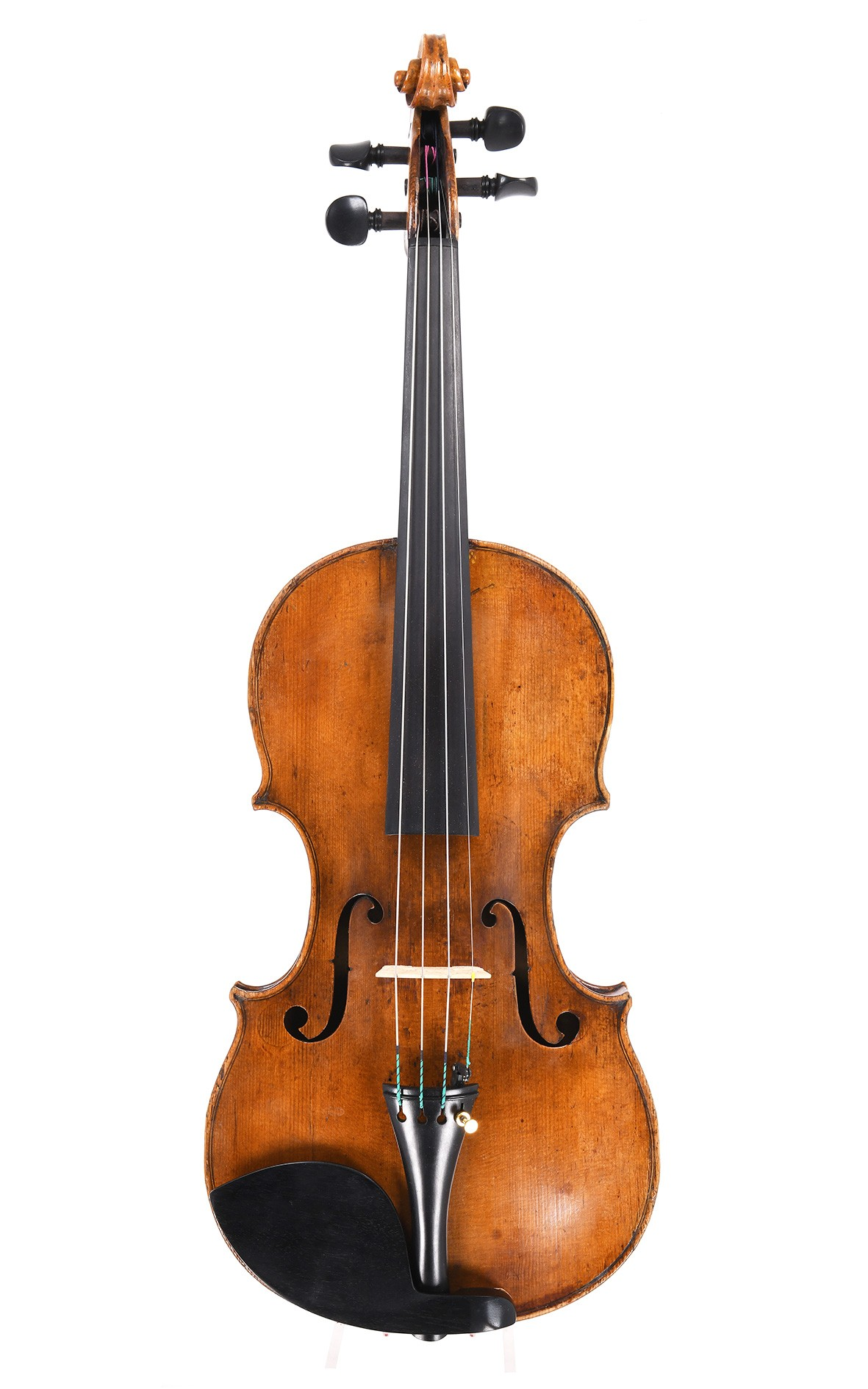 Feine Mittenwalder Geige um 1780