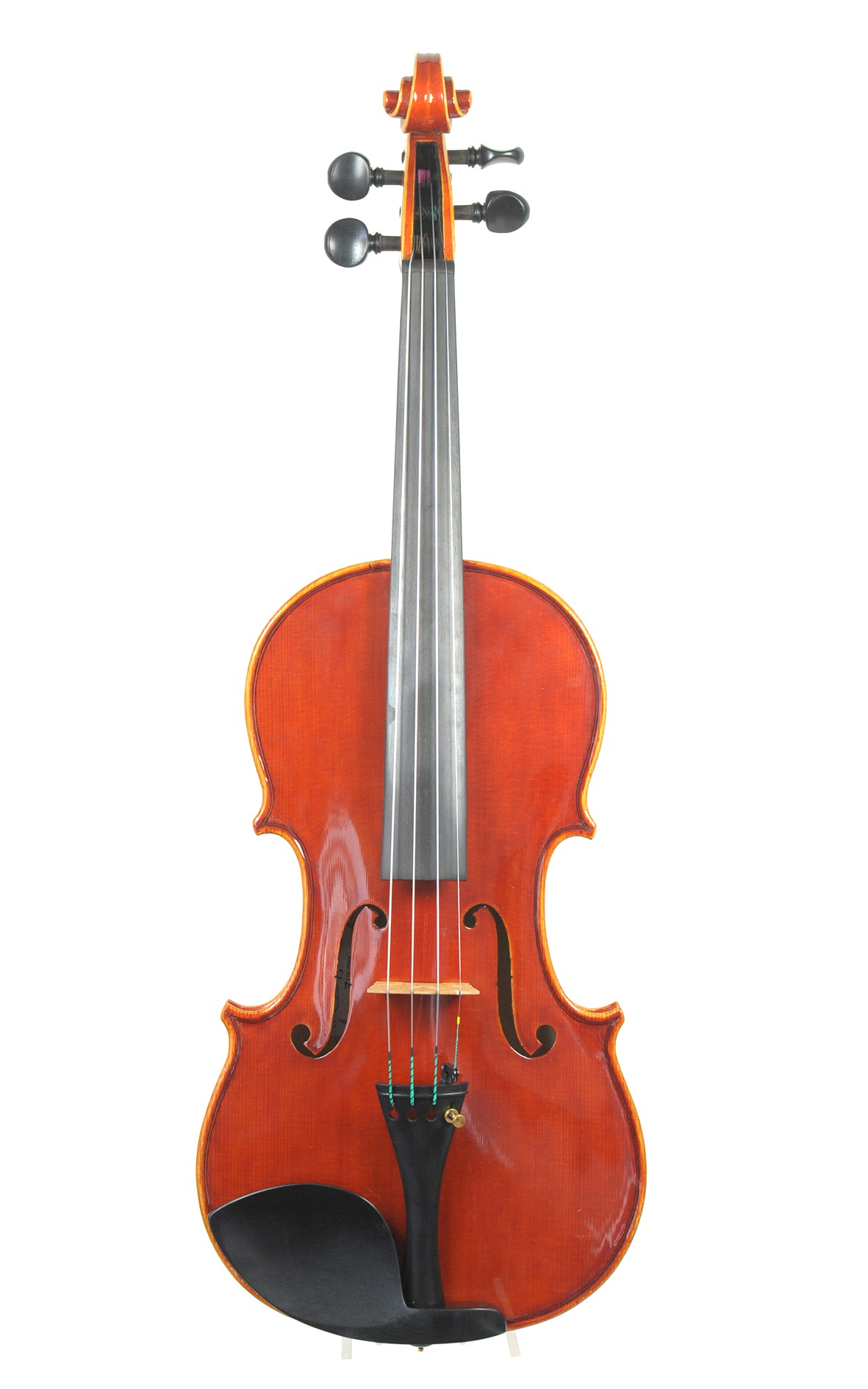 Contemporary Italian violin, Cremona, Renato Superti - top