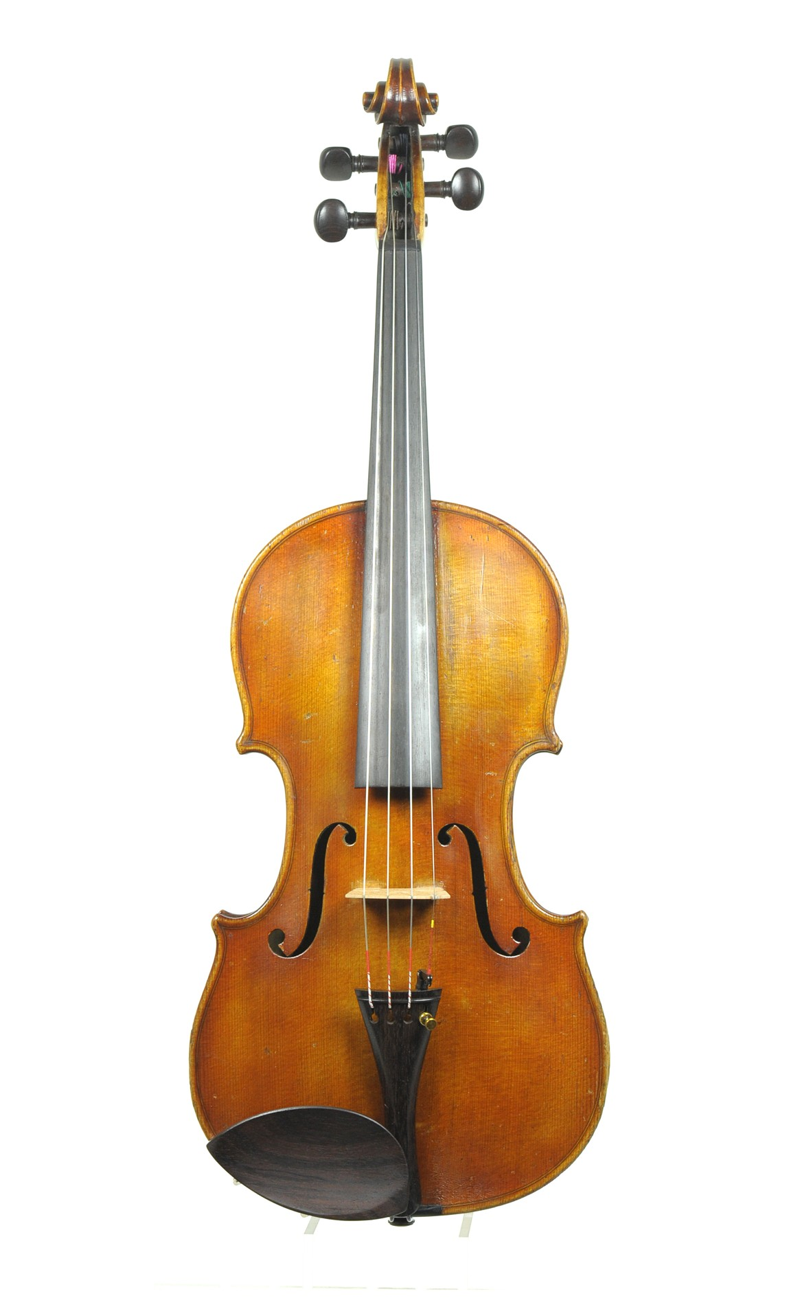 Fine Viennese master violin by Franz Angerer, 1898