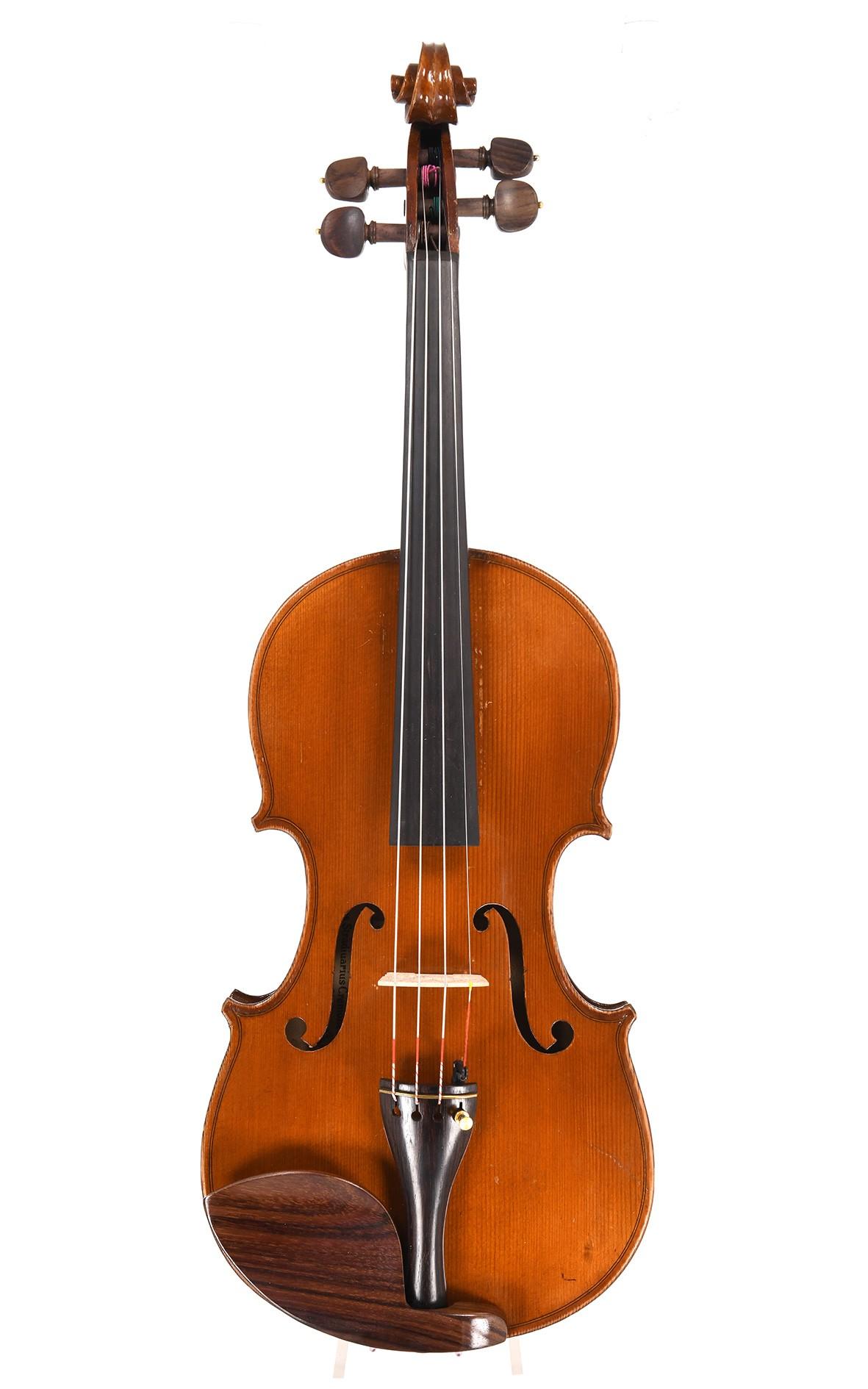 Alte französische Geige aus Mirecourt