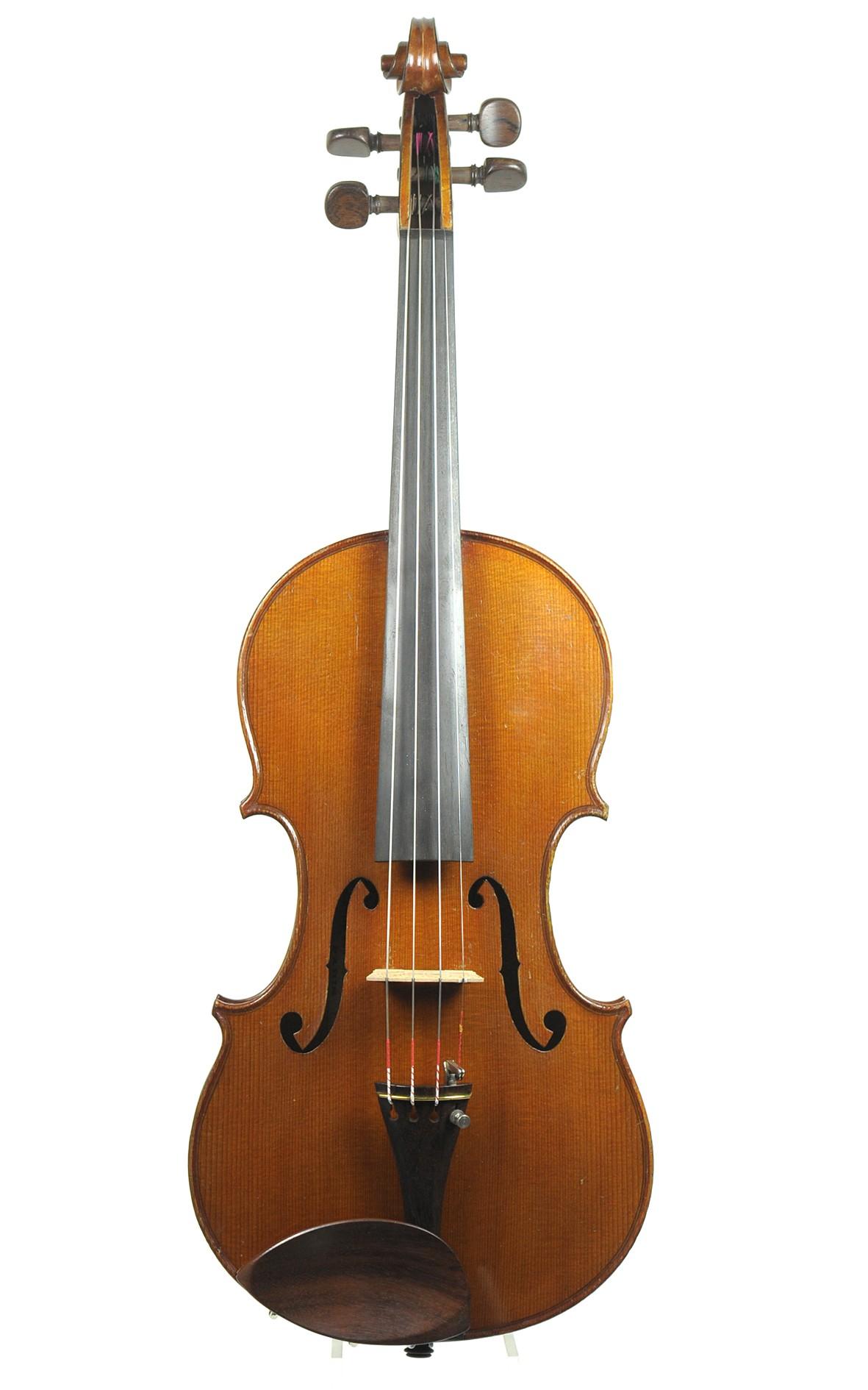 Antique French violin, c.1920, probably Laberte