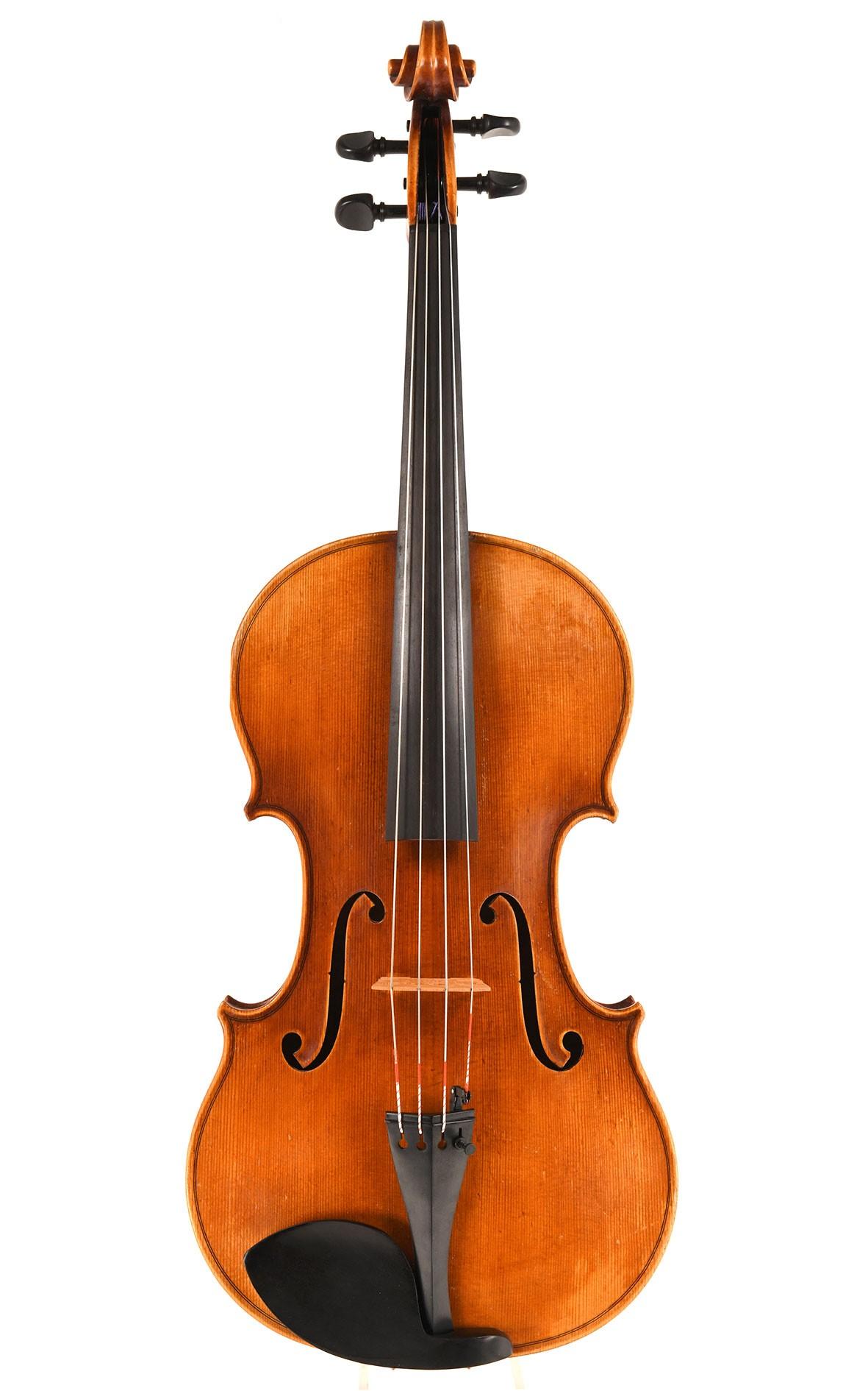 Ernst Heinrich Roth viola