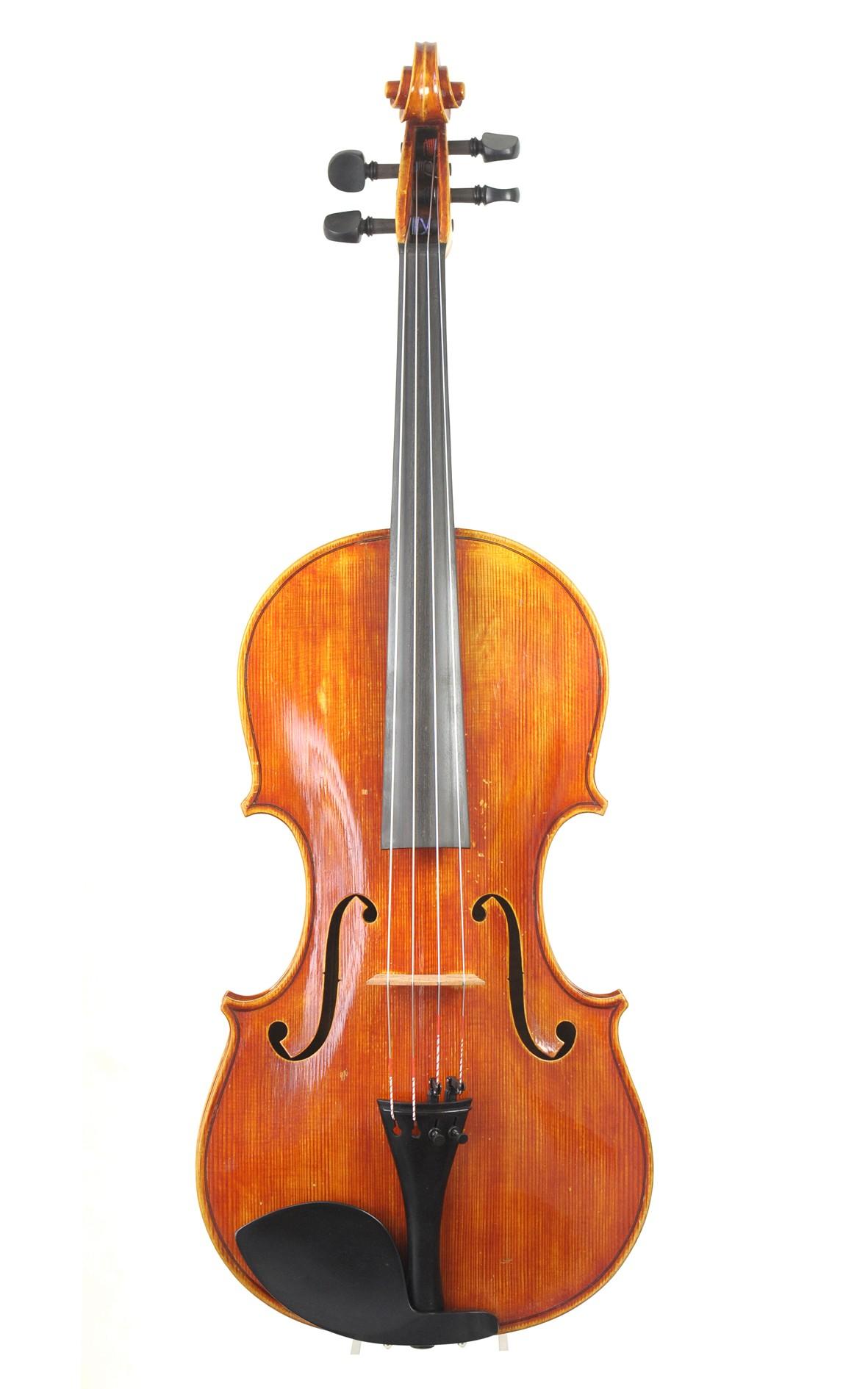 French viola by Jacques Camurat, Paris
