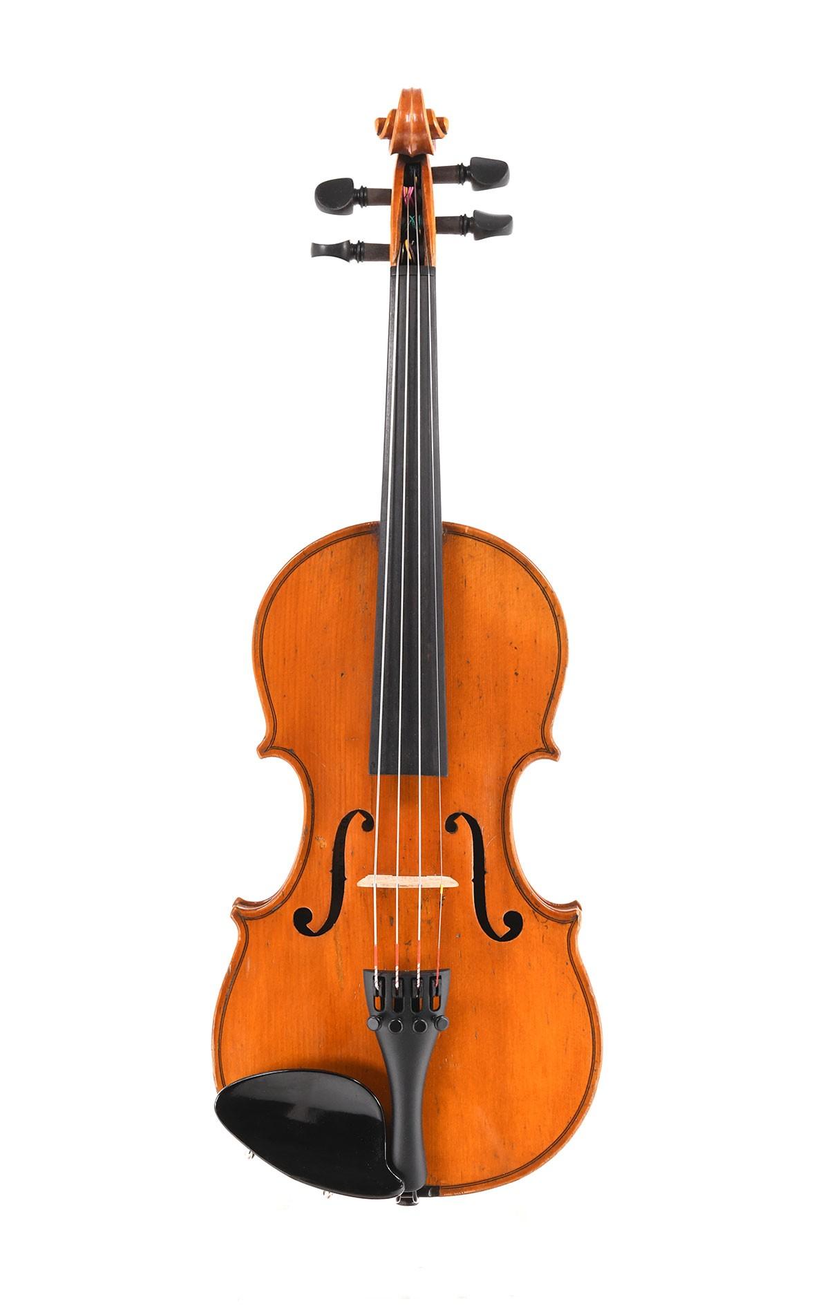 Rare 1/2 violon français, vers 1850 - pour solistes et concours