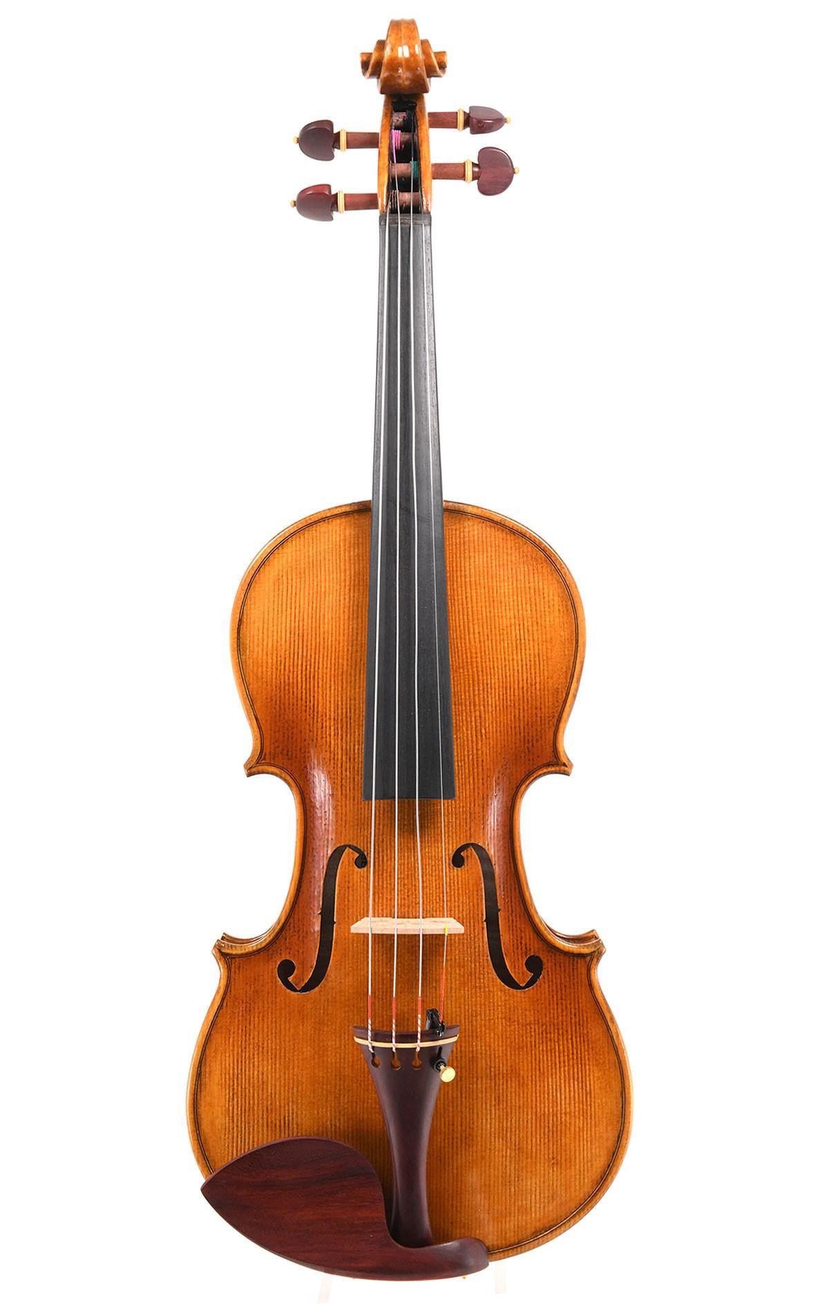 7/8 violin op.17