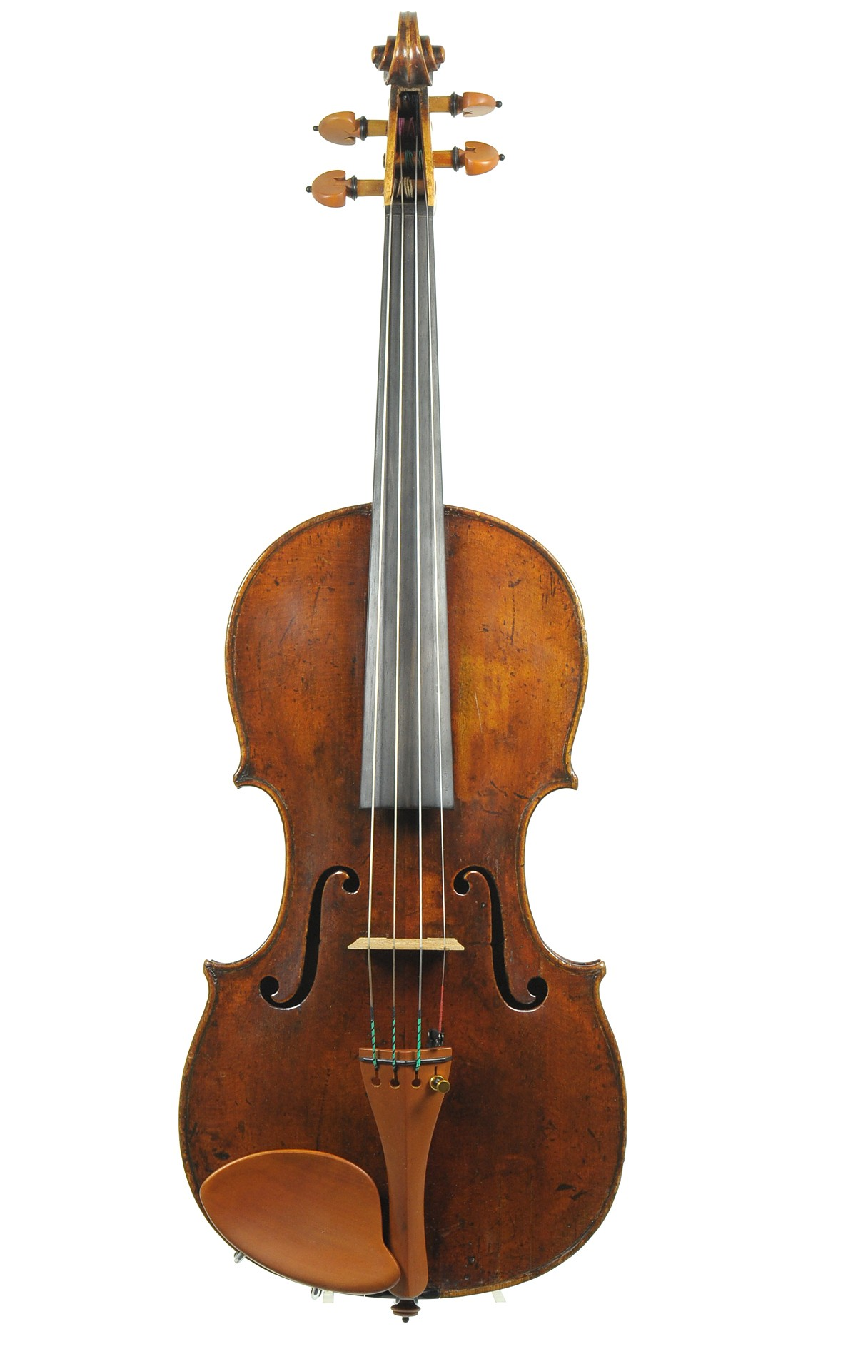 Master violin, Johann Georg Schonfelder violin