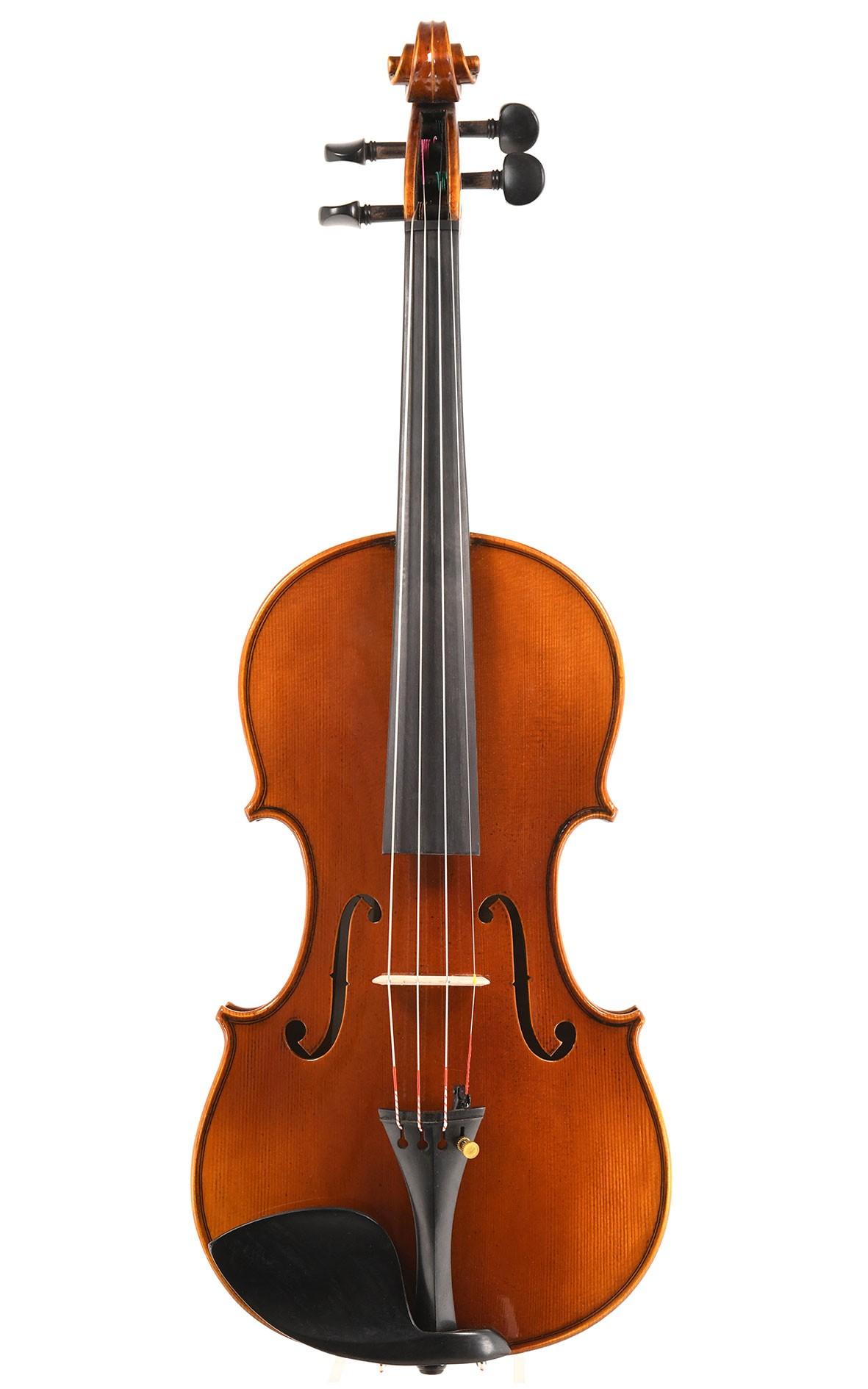 Violin - handmade Stradivarius model (Set)