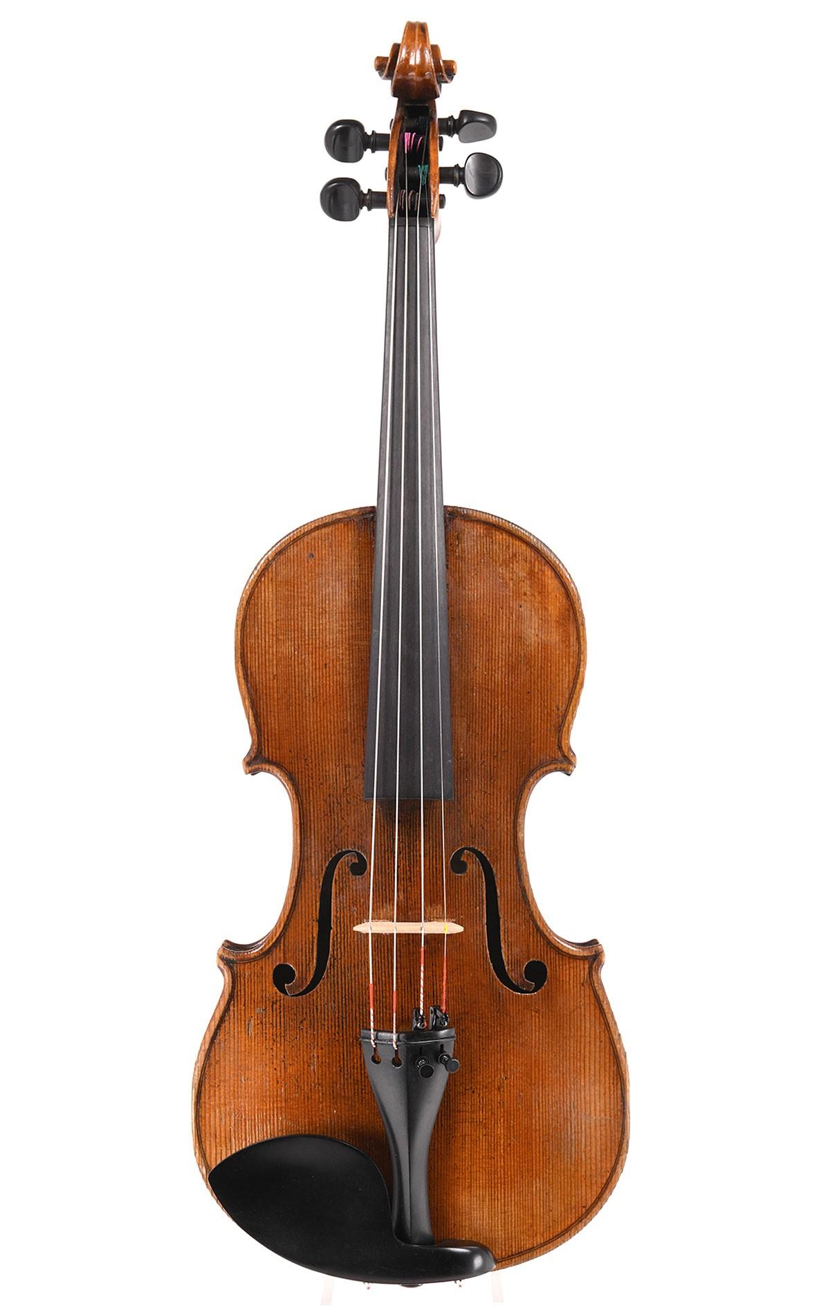 Wolff brothers violin, Kreuznach