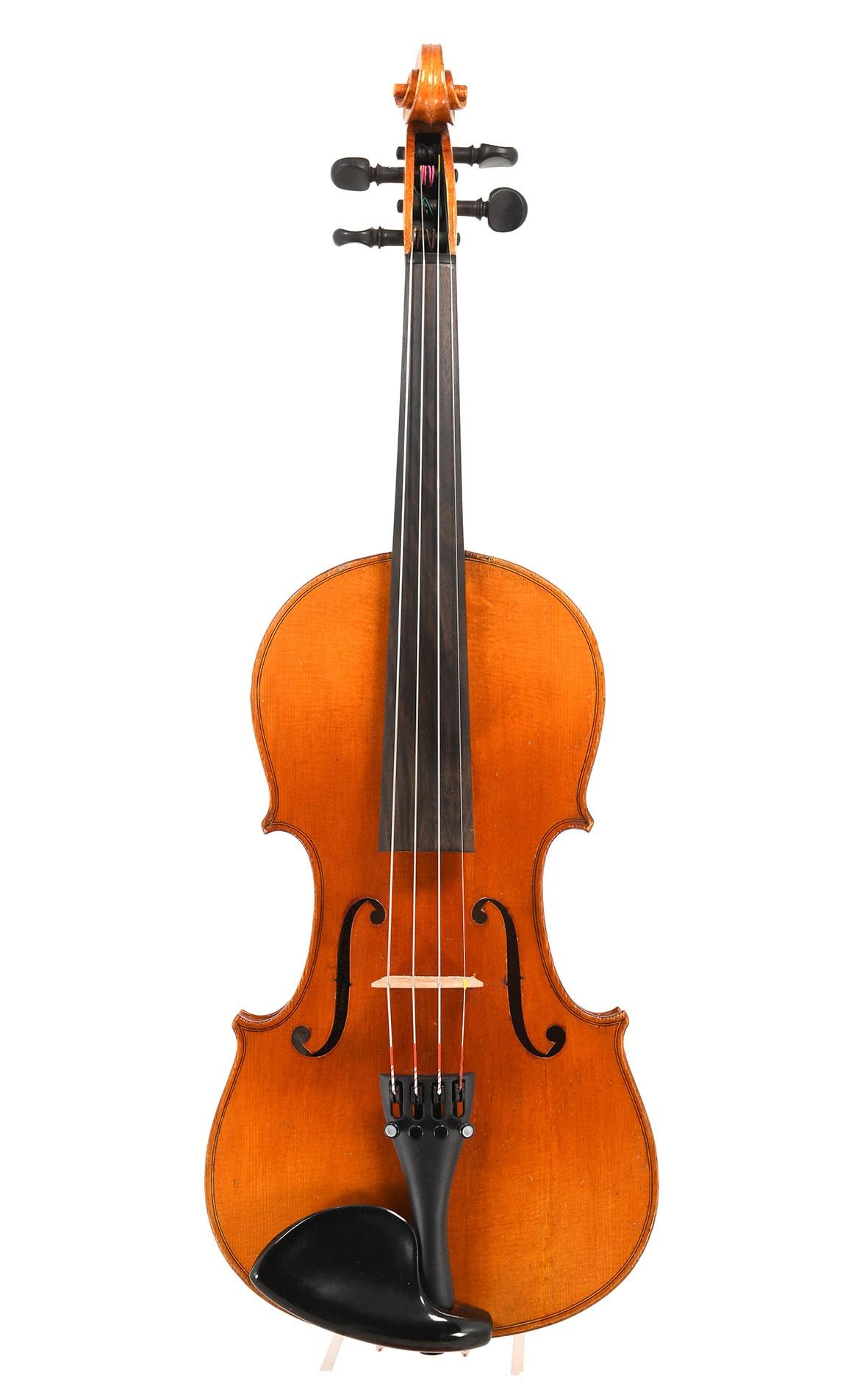 3/4 Geige, Handarbeit aus Mittenwald, gebaut 1933