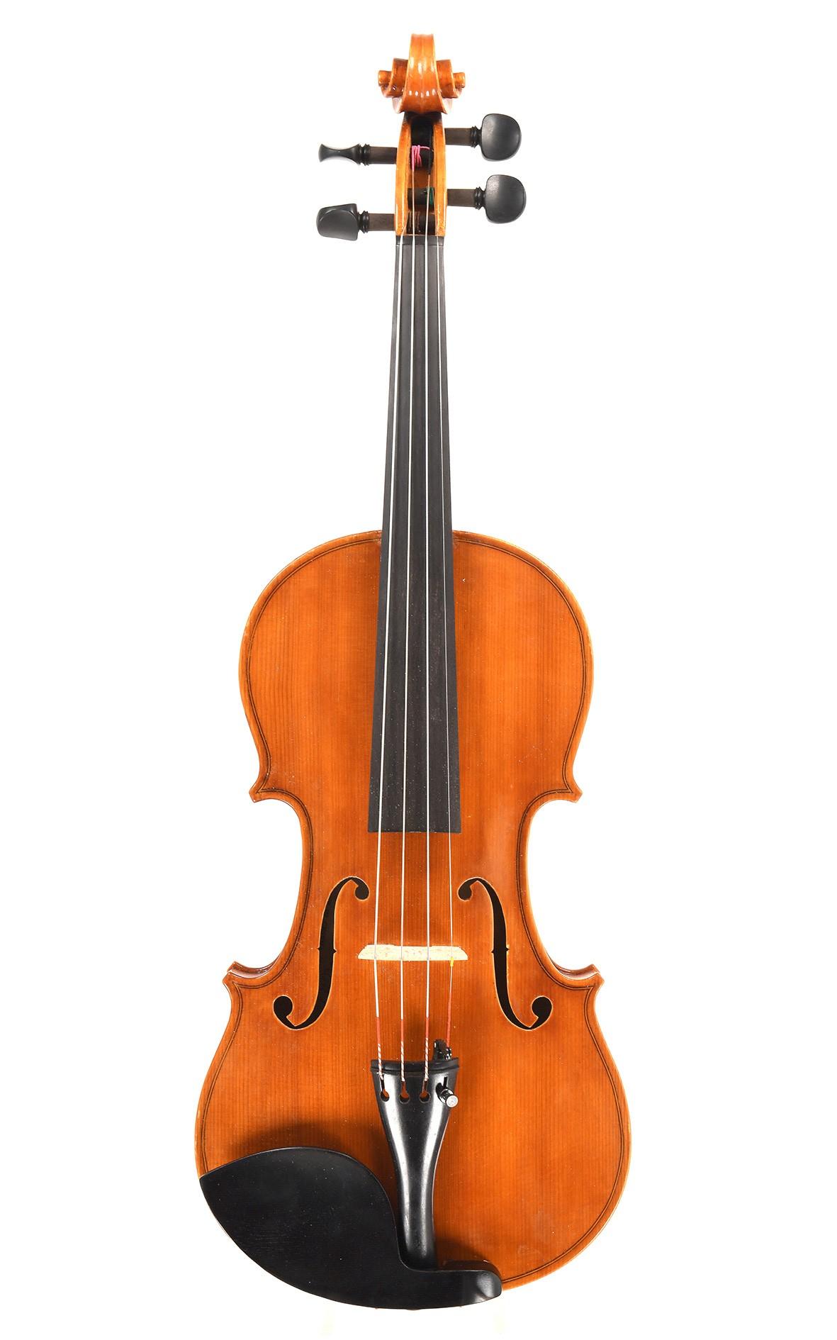 Italienische Geige, Dino Lelli
