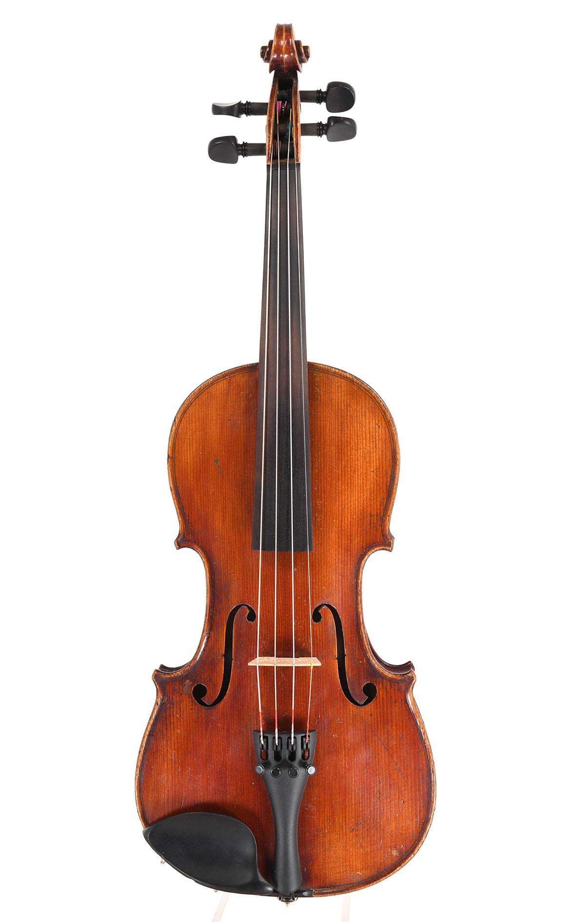 Feine Mittenwalder 3/4 Geige, Neuner & Hornsteiner um 1880
