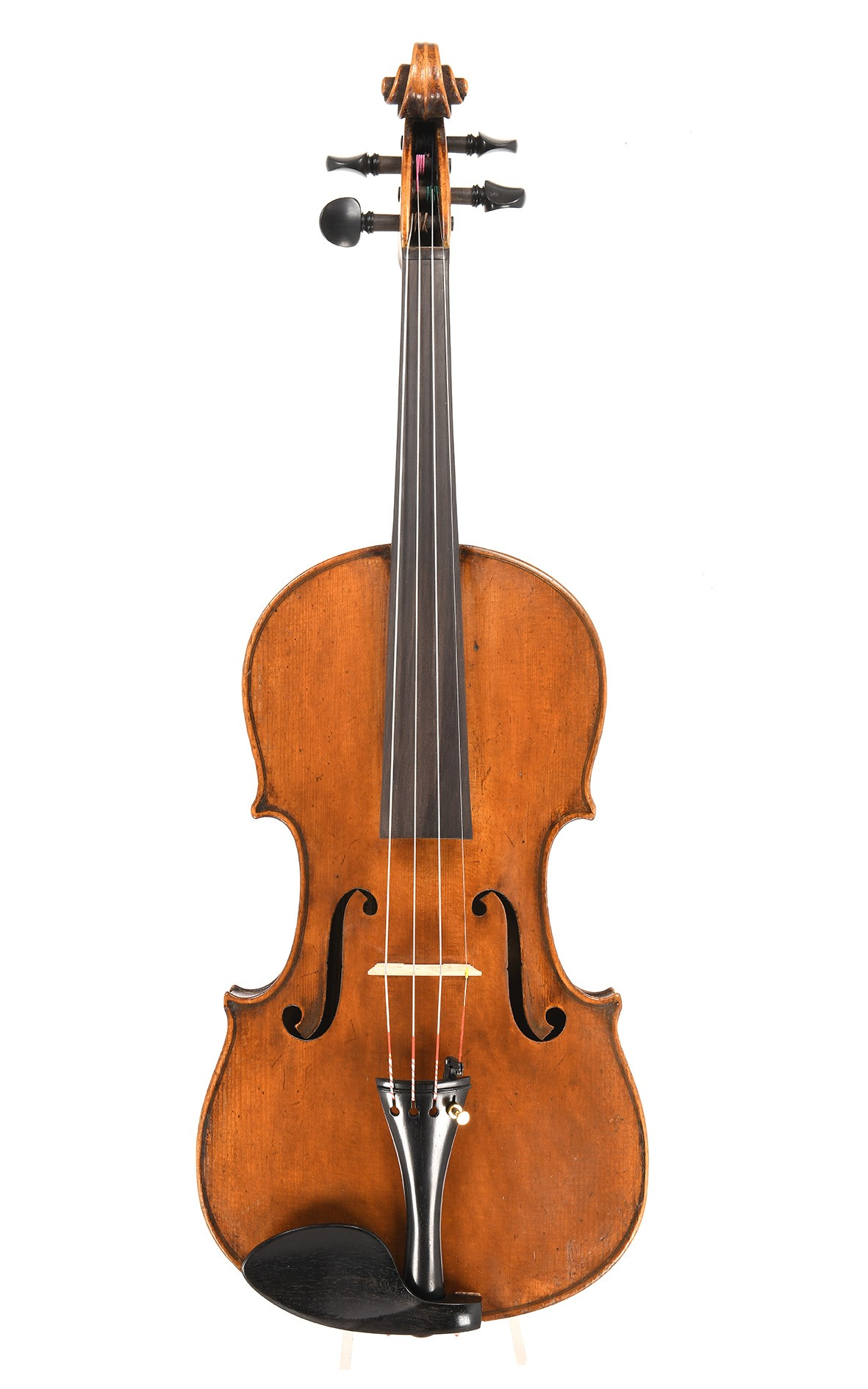 Markneukirchen violin by Hermann Dölling jr.