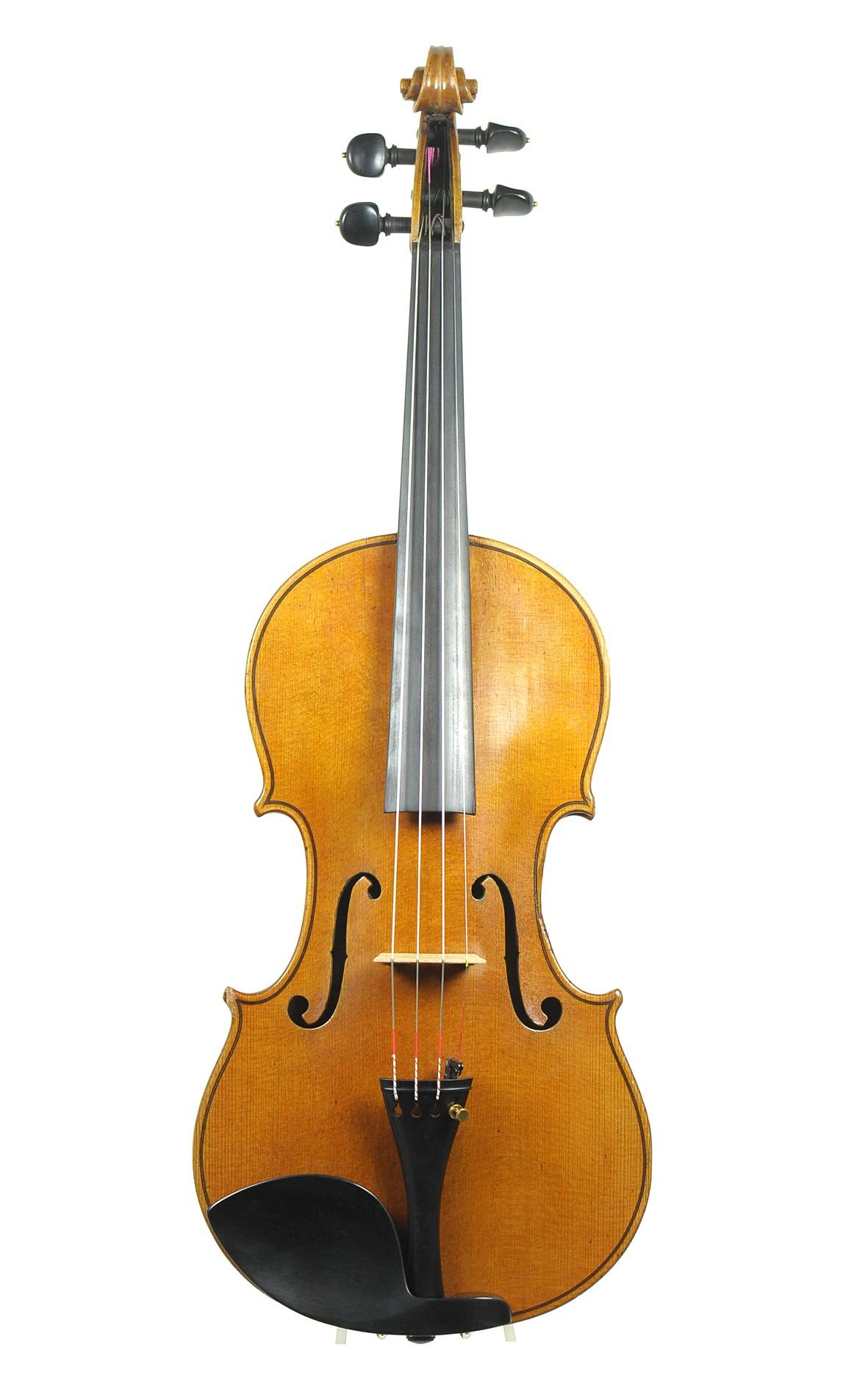 Czech Violin by Mathias Heinicke,