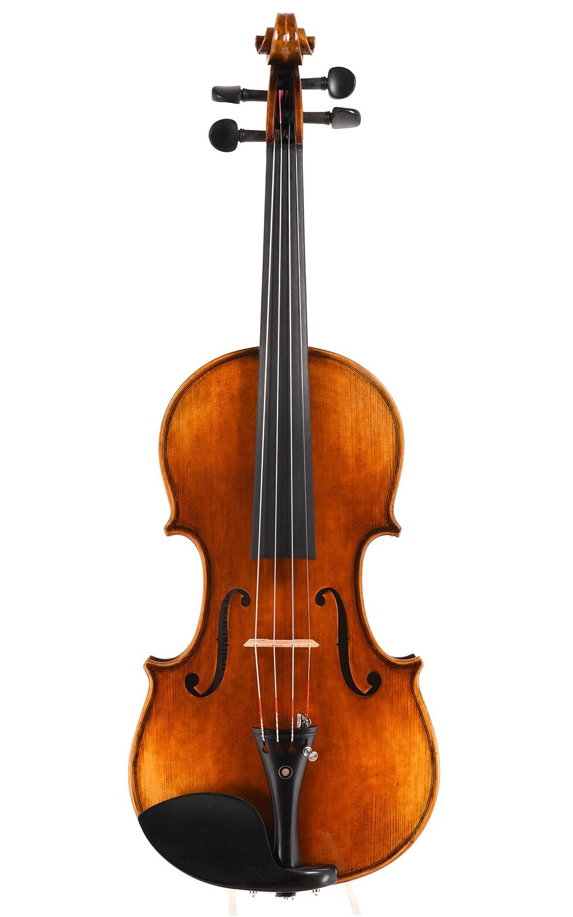CV Selectio violin op. 8