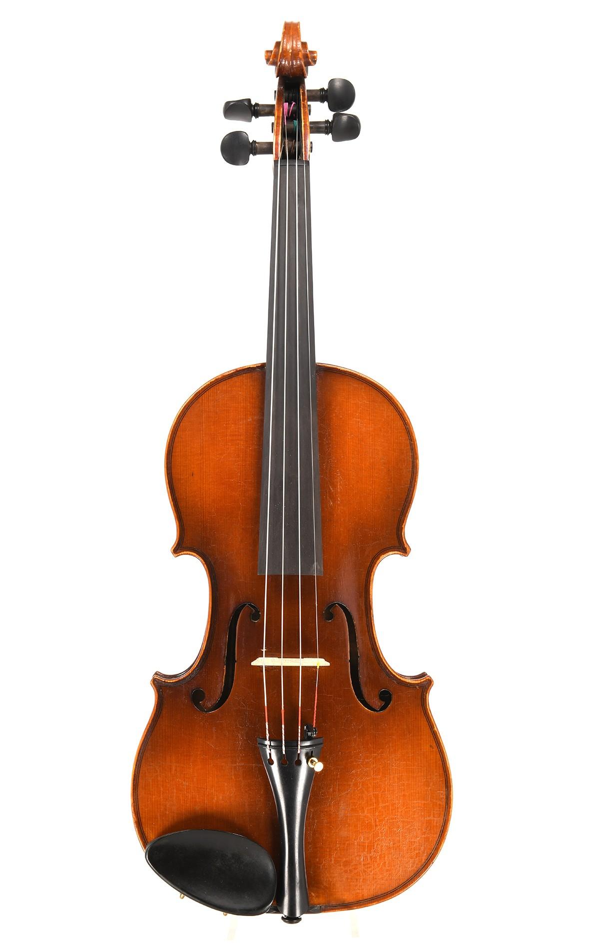 Geige von Frank Reiner, Hamburg