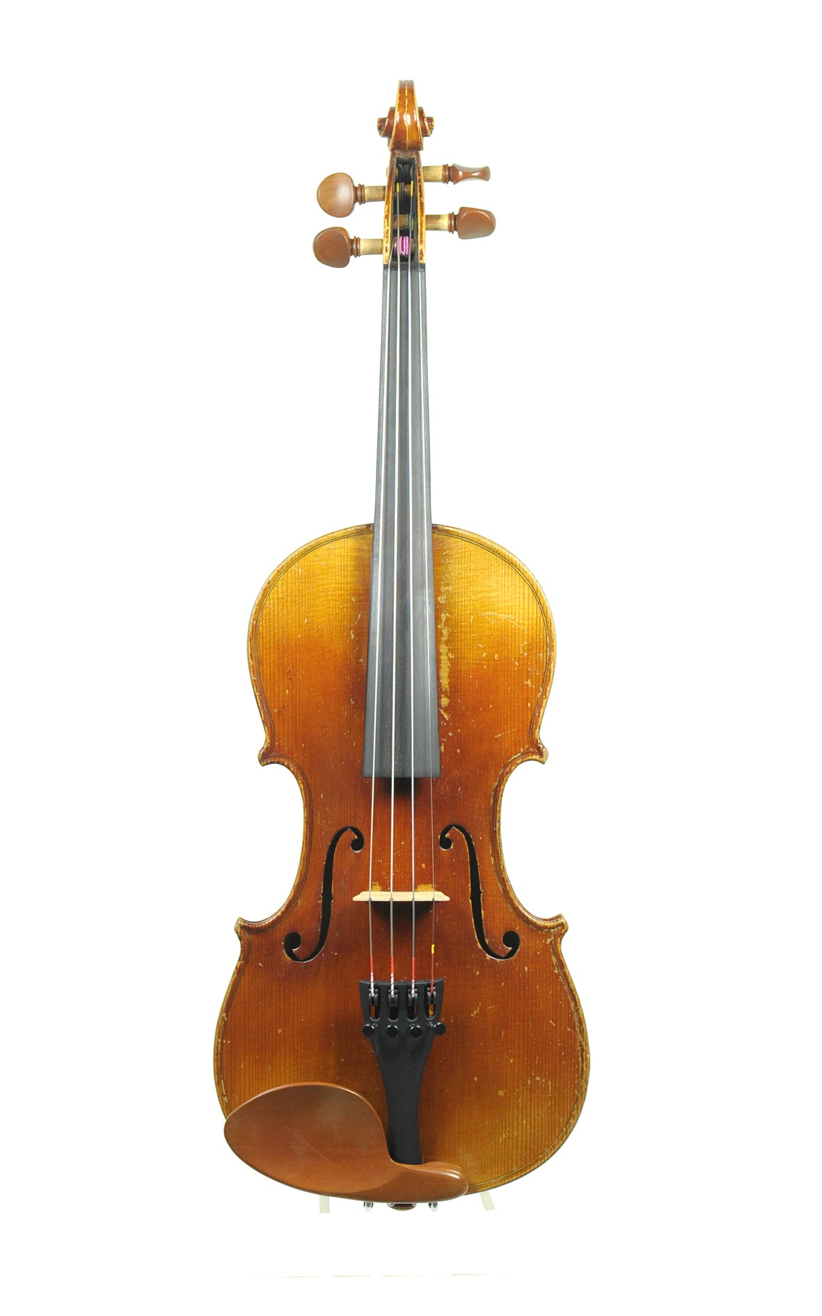 1/2 Mittenwald violin - table