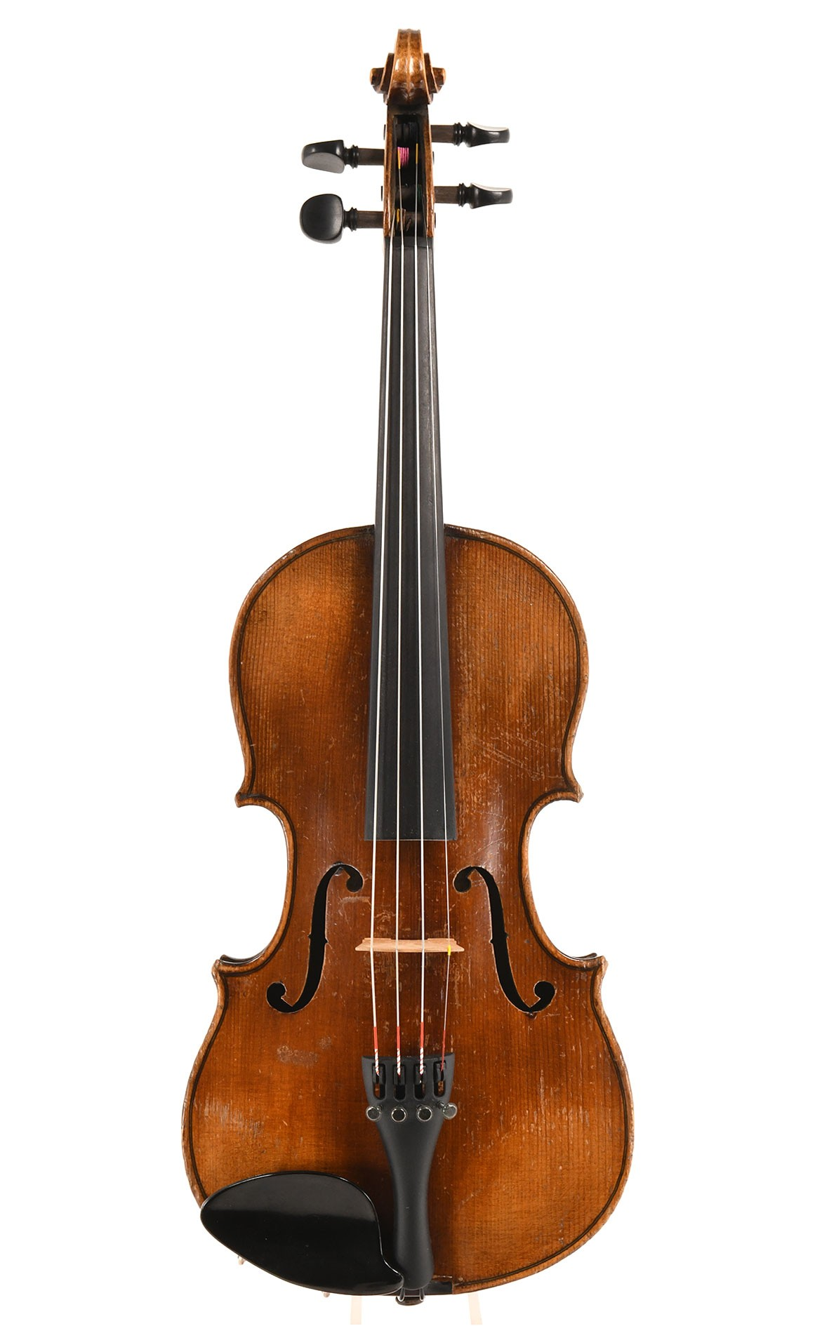Alte deutsche 3/4 Geige aus Sachsen