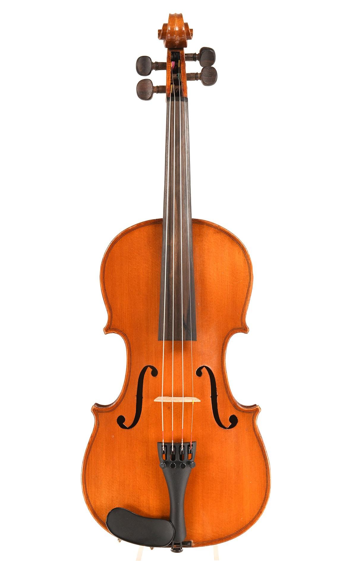 Antike Mirecourter 3/4 Geige, wahrscheinlich Laberte