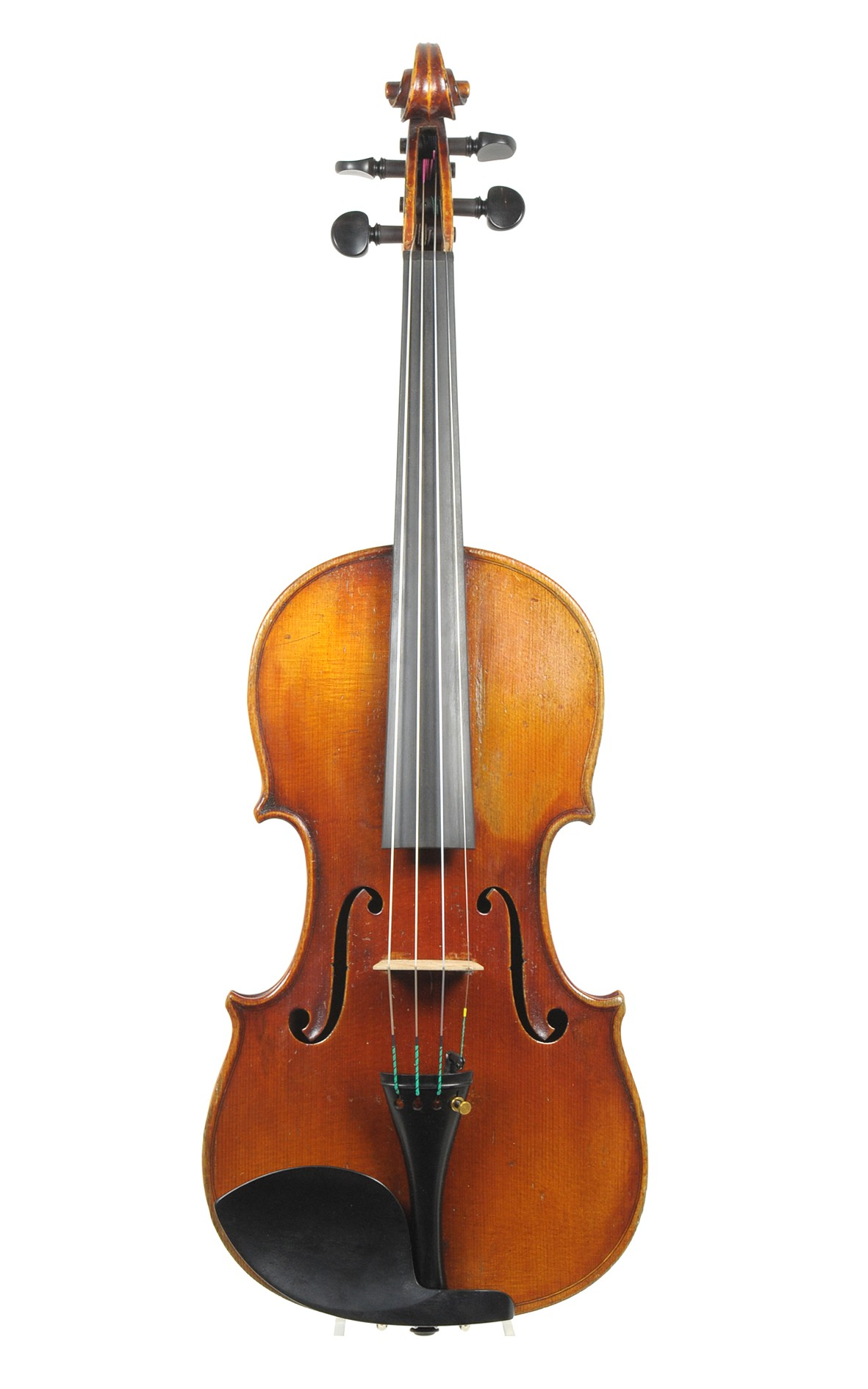 Ludwig Neuner, German violin from Berlin and Mittenwald
