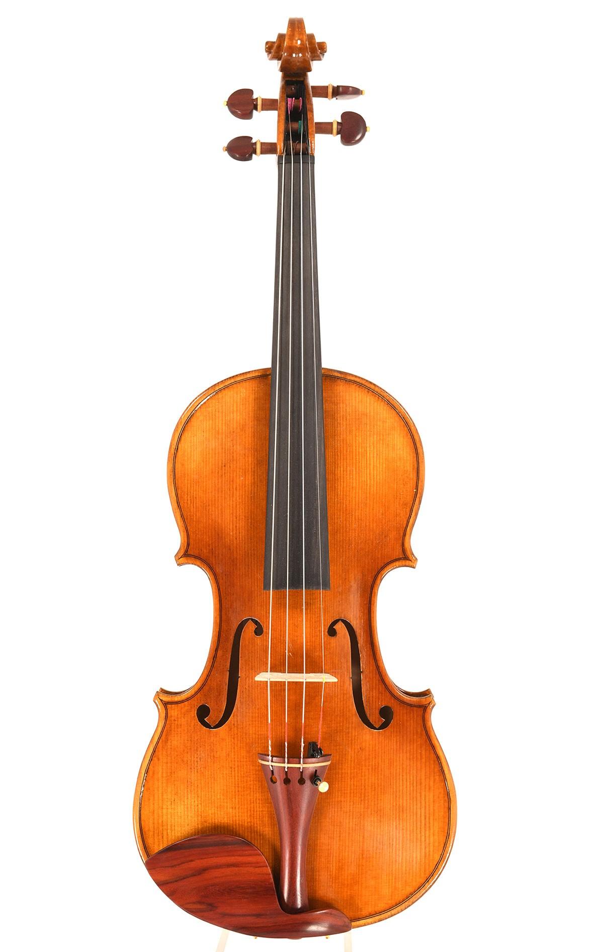 CV Selectio violin opus 17