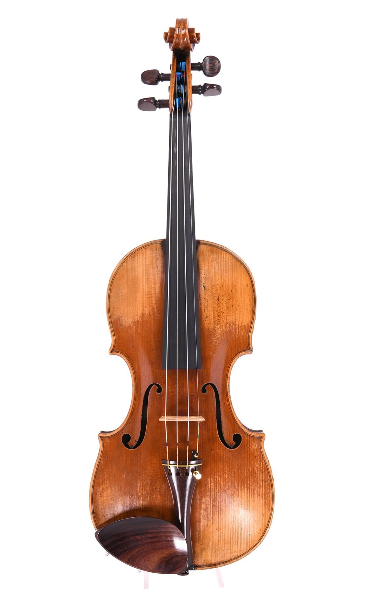 Violine von Nicolas Gosset, Reims um 1760