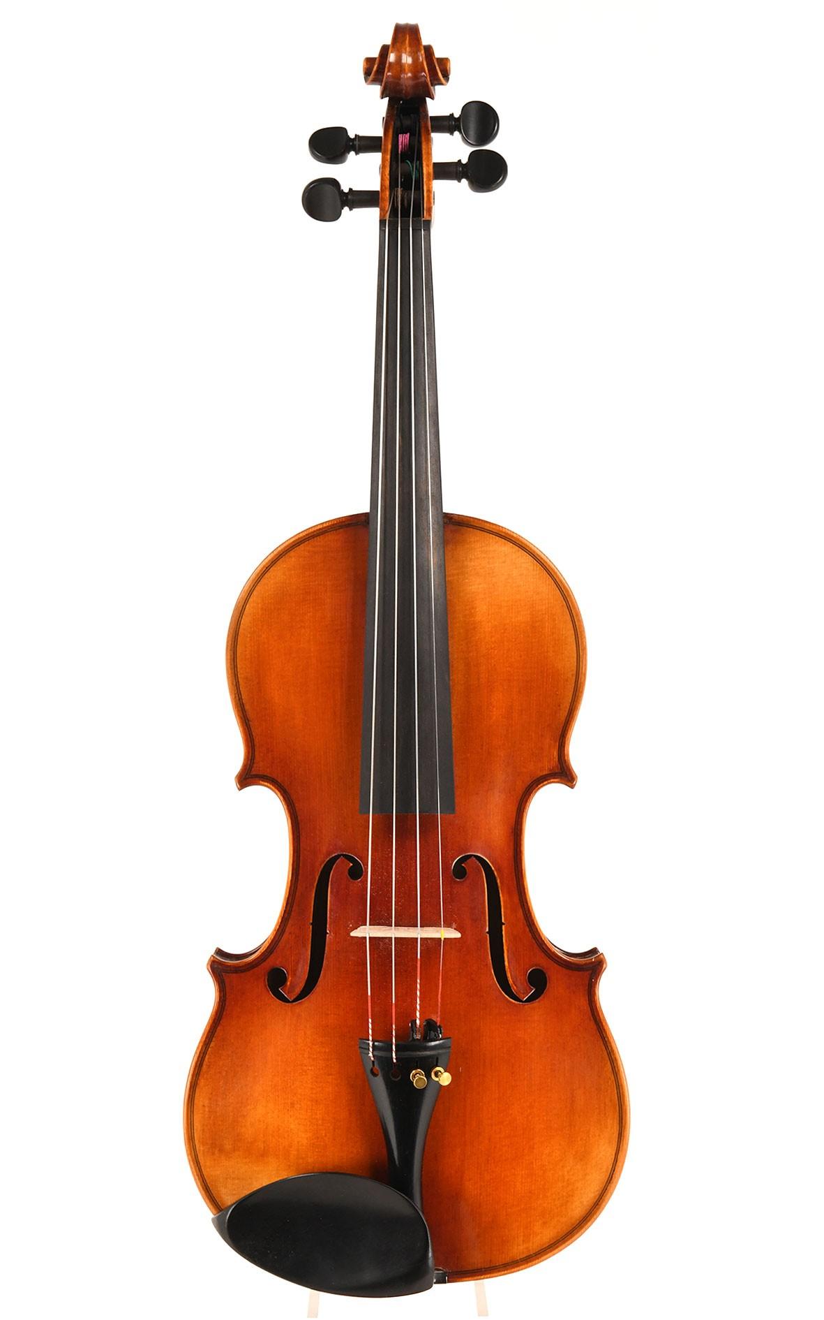 Benedikt Lang: Violine aus Mittenwald aus dem Jahr 1961